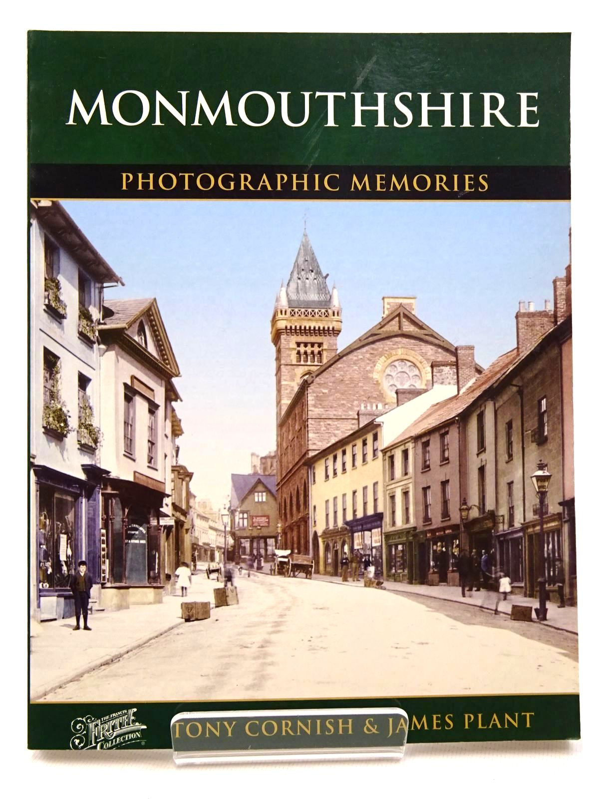 Photo of FRANCIS FRITH'S MONMOUTHSHIRE written by Cornish, Tony<br />Plant, James published by Frith Book Company (STOCK CODE: 2124683)  for sale by Stella & Rose's Books