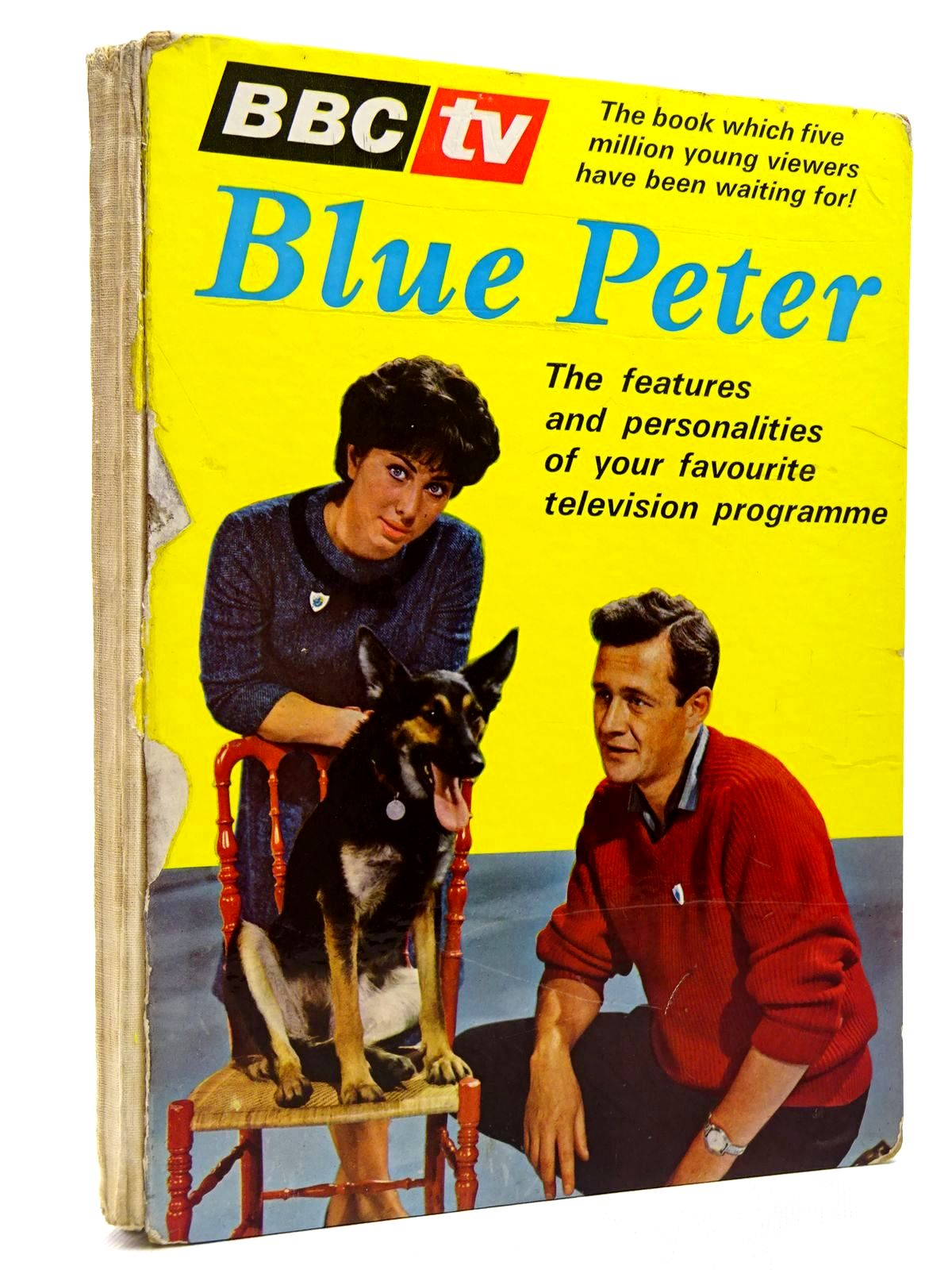 Photo of BLUE PETER ANNUAL No. 1 published by BBC (STOCK CODE: 2124744)  for sale by Stella & Rose's Books