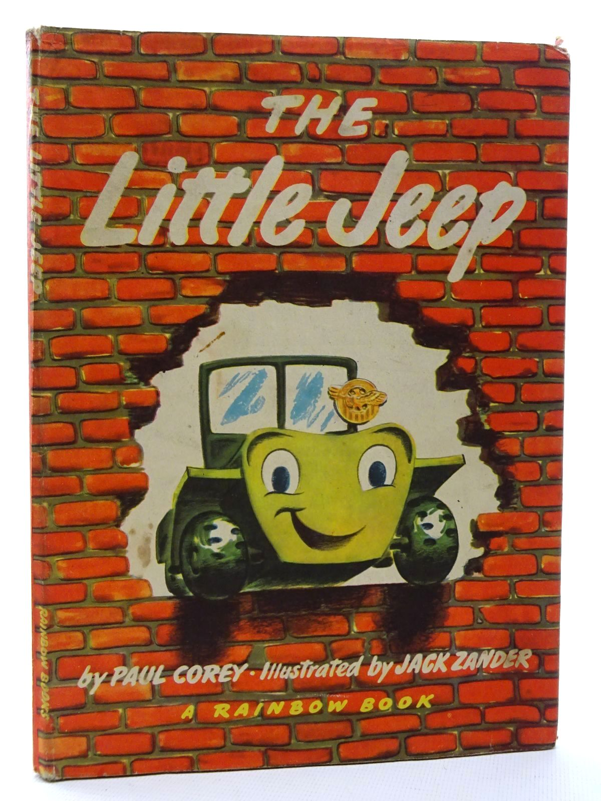 Photo of THE LITTLE JEEP written by Corey, Paul illustrated by Zander, Jack published by The World Publishing Company (STOCK CODE: 2124749)  for sale by Stella & Rose's Books