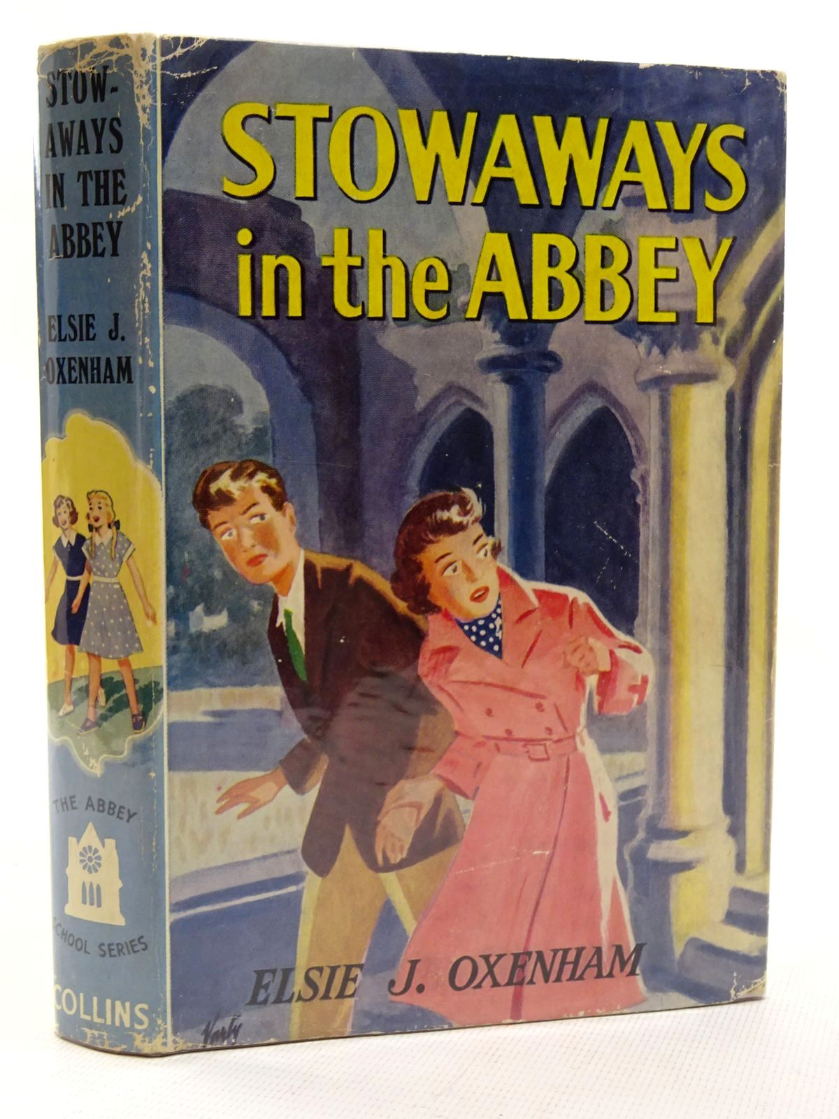 Photo of STOWAWAYS IN THE ABBEY written by Oxenham, Elsie J. published by Collins (STOCK CODE: 2124756)  for sale by Stella & Rose's Books