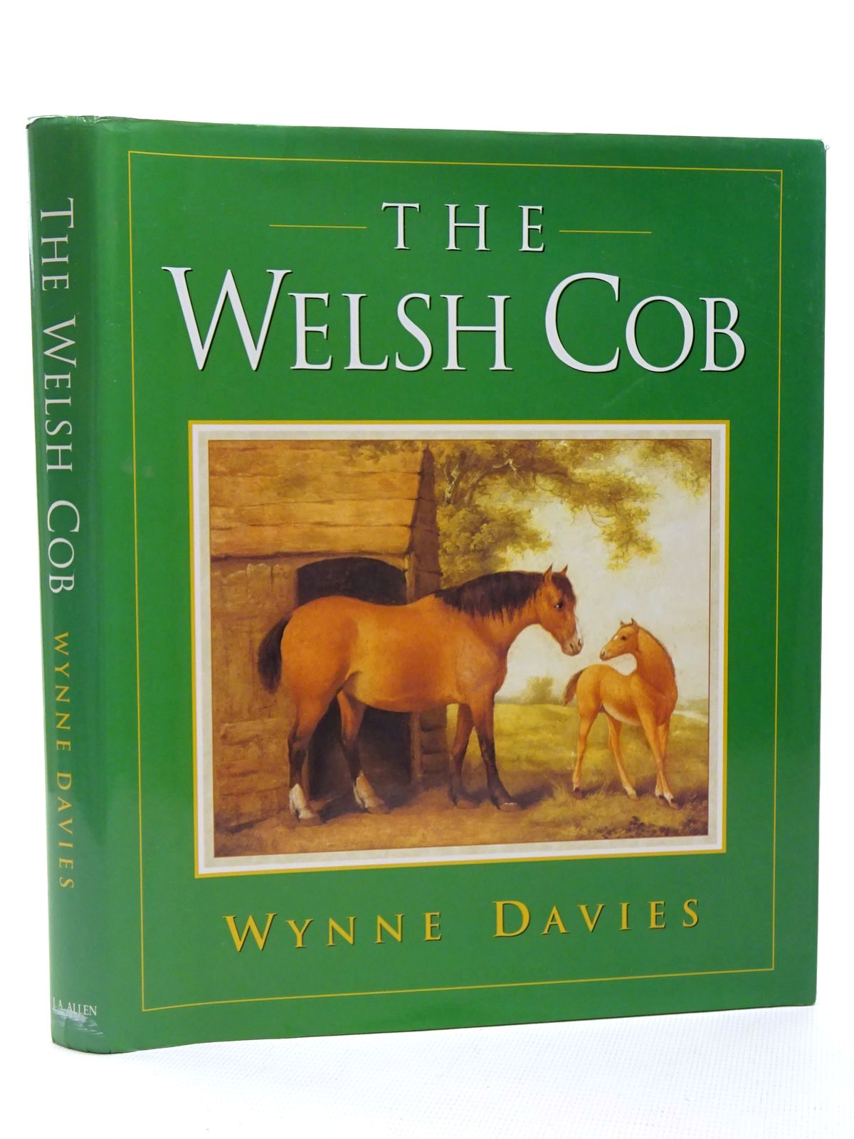 Photo of THE WELSH COB written by Davies, Wynne published by J.A. Allen (STOCK CODE: 2124774)  for sale by Stella & Rose's Books