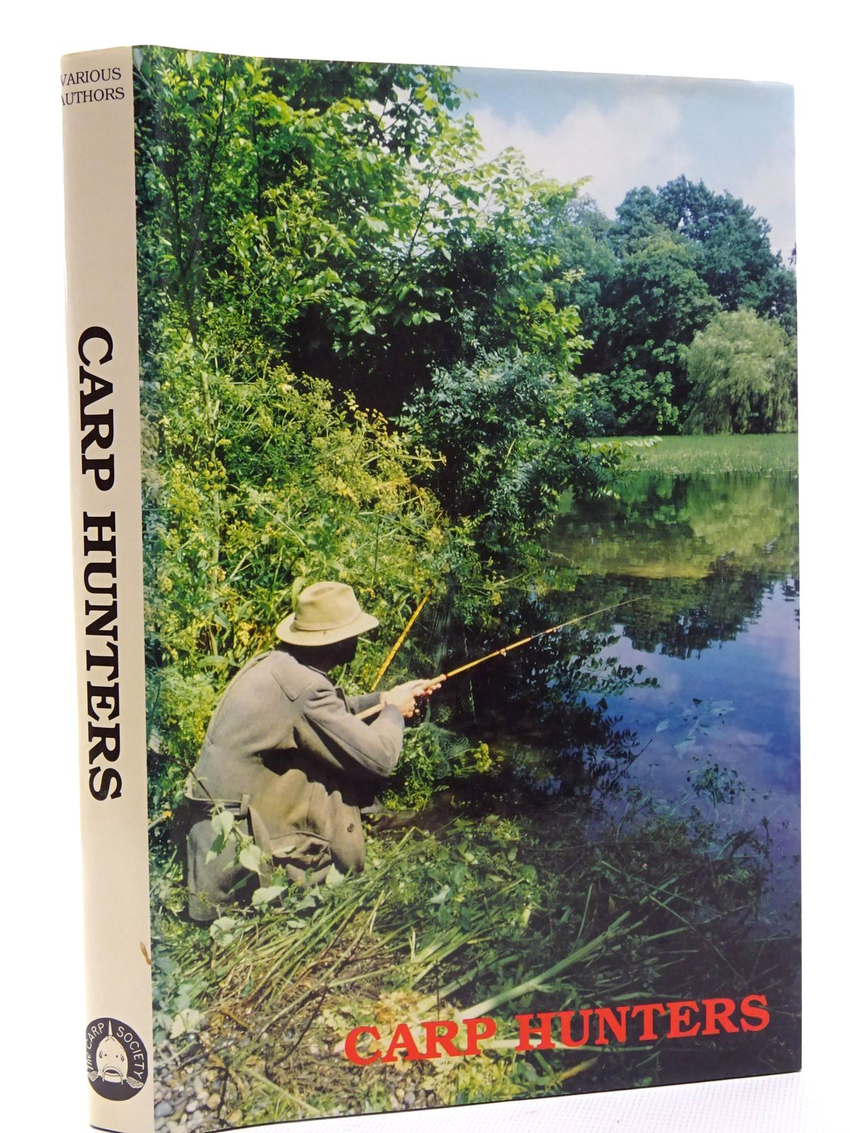 Photo of CARP HUNTERS written by Paisley, Tim<br />et al, published by The Carp Society (STOCK CODE: 2124787)  for sale by Stella & Rose's Books
