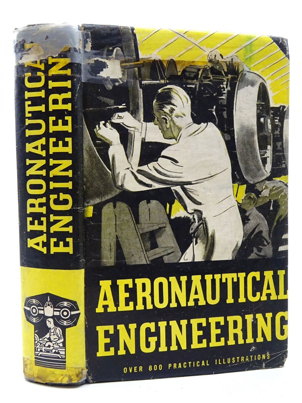 Photo of AERONAUTICAL ENGINEERING written by Beaumont, R.A.<br />et al, published by Odhams Press (STOCK CODE: 2124806)  for sale by Stella & Rose's Books