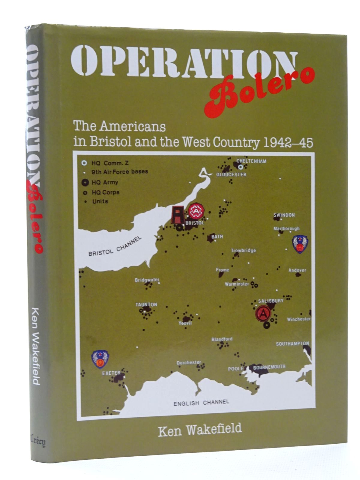 Photo of OPERATION BOLERO written by Wakefield, Ken published by Crecy Books (STOCK CODE: 2124821)  for sale by Stella & Rose's Books