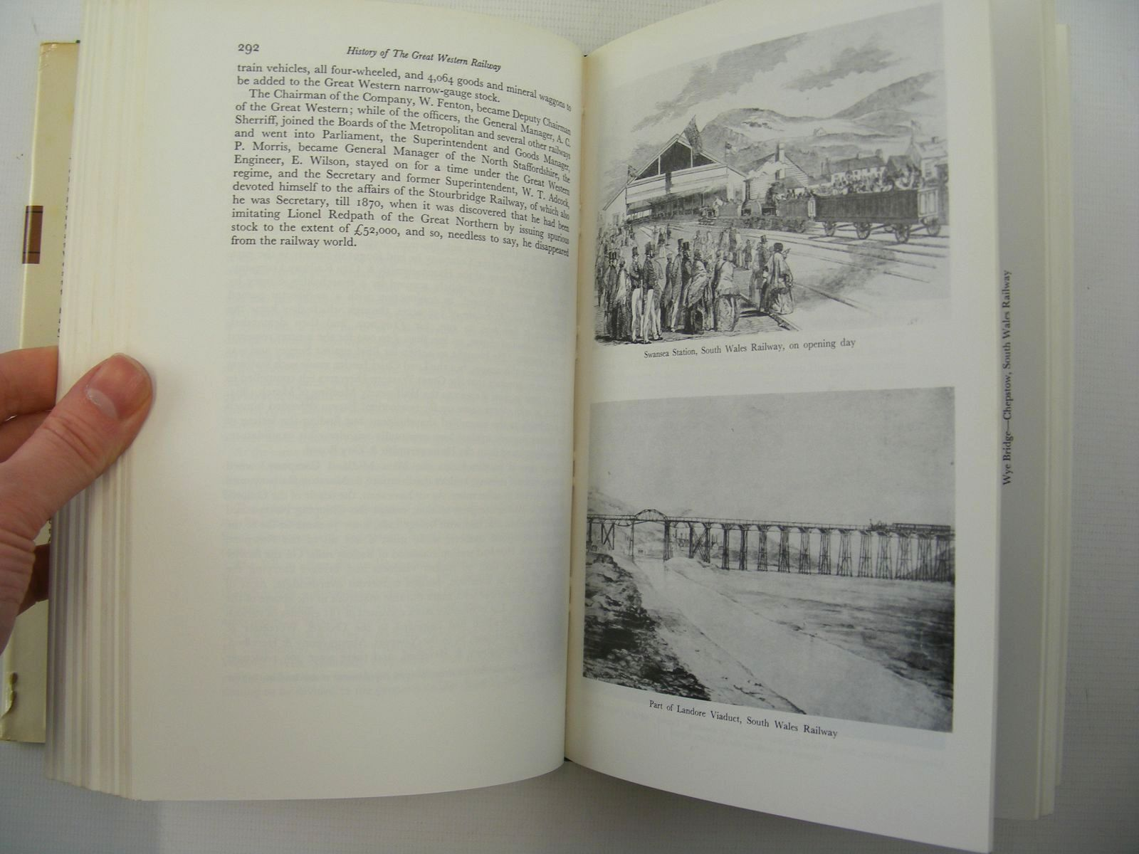 Photo of HISTORY OF THE GREAT WESTERN RAILWAY (3 VOLUMES) written by MacDermot, E.T.<br />Clinker, C.R.<br />Nock, O.S. published by Ian Allan (STOCK CODE: 2124831)  for sale by Stella & Rose's Books