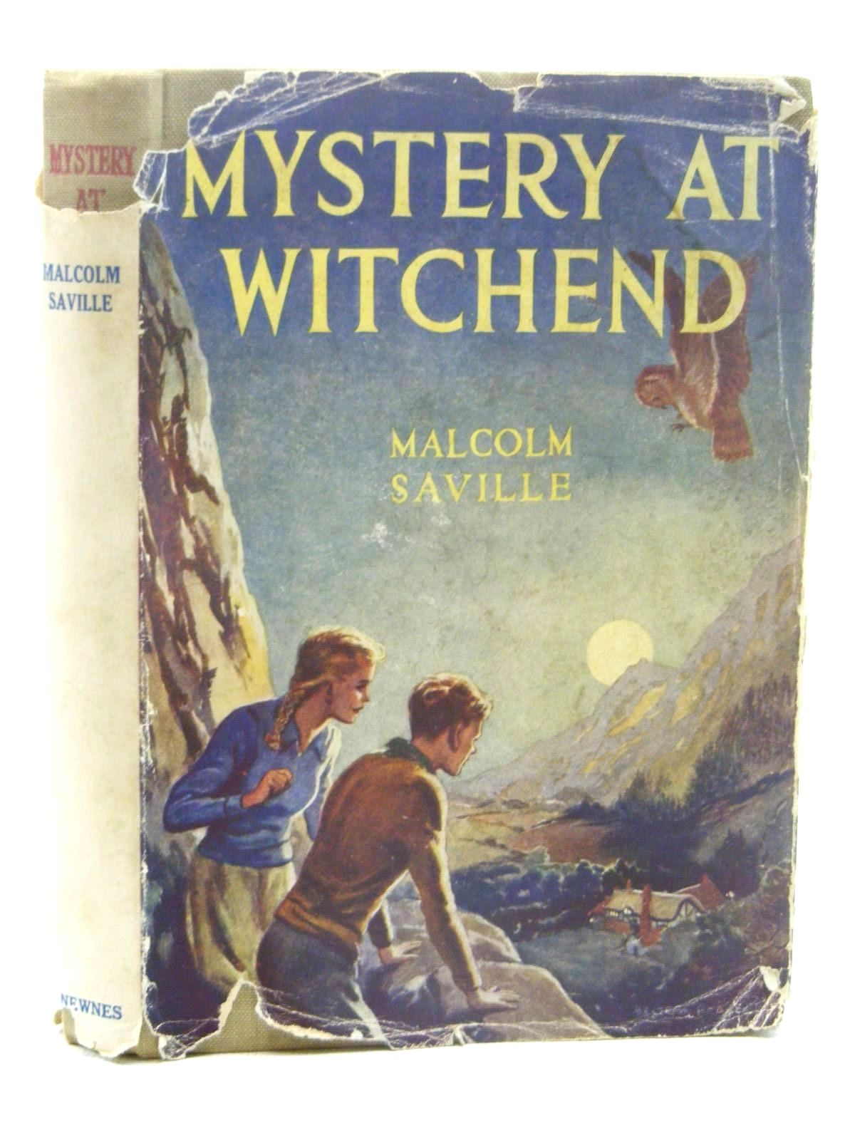 Photo of MYSTERY AT WITCHEND written by Saville, Malcolm illustrated by Prance, Bertram published by George Newnes Ltd. (STOCK CODE: 2124832)  for sale by Stella & Rose's Books