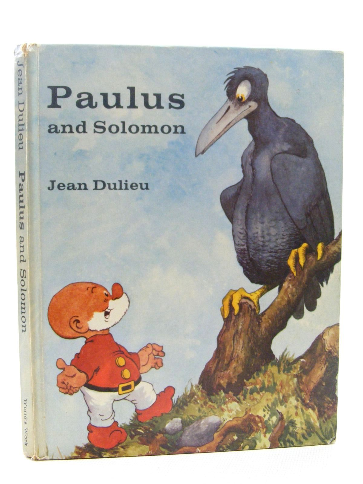 Photo of PAULUS AND SOLOMON written by Dulieu, Jean published by World's Work Ltd. (STOCK CODE: 2124833)  for sale by Stella & Rose's Books