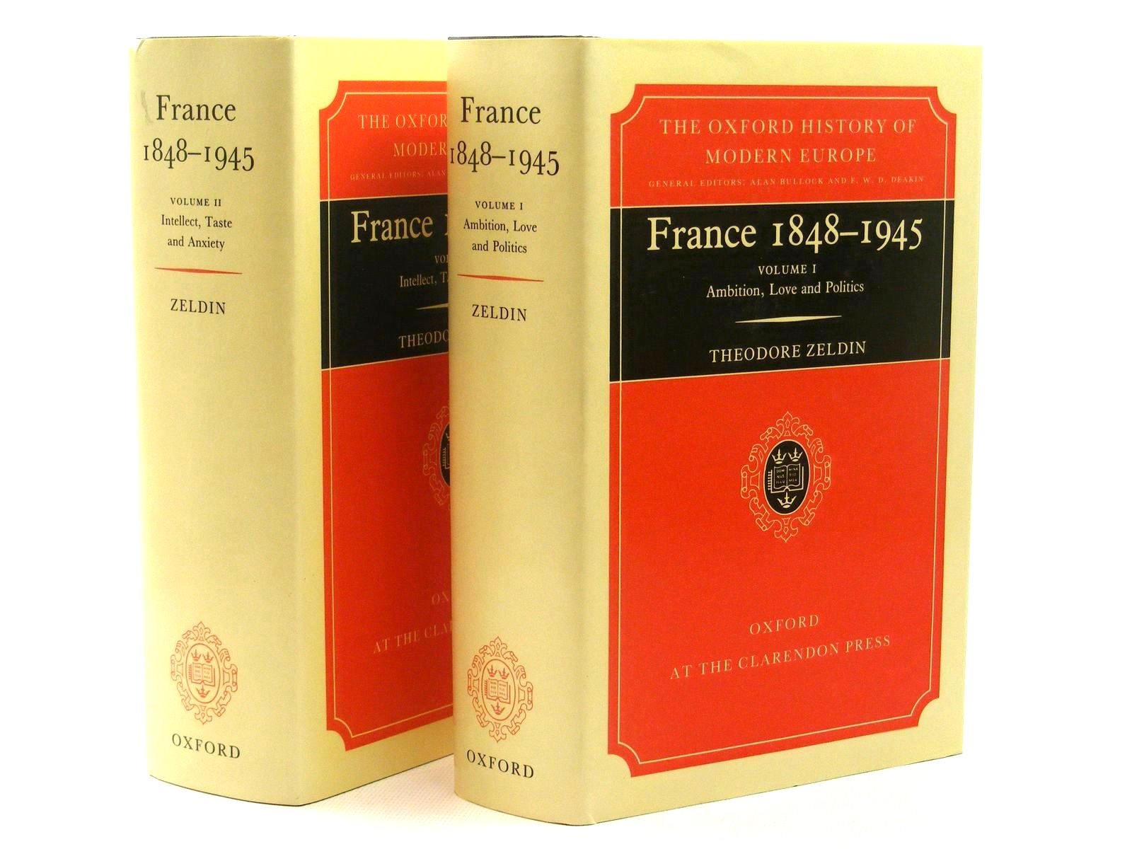 Photo of FRANCE 1848-1945 (2 VOLUMES)