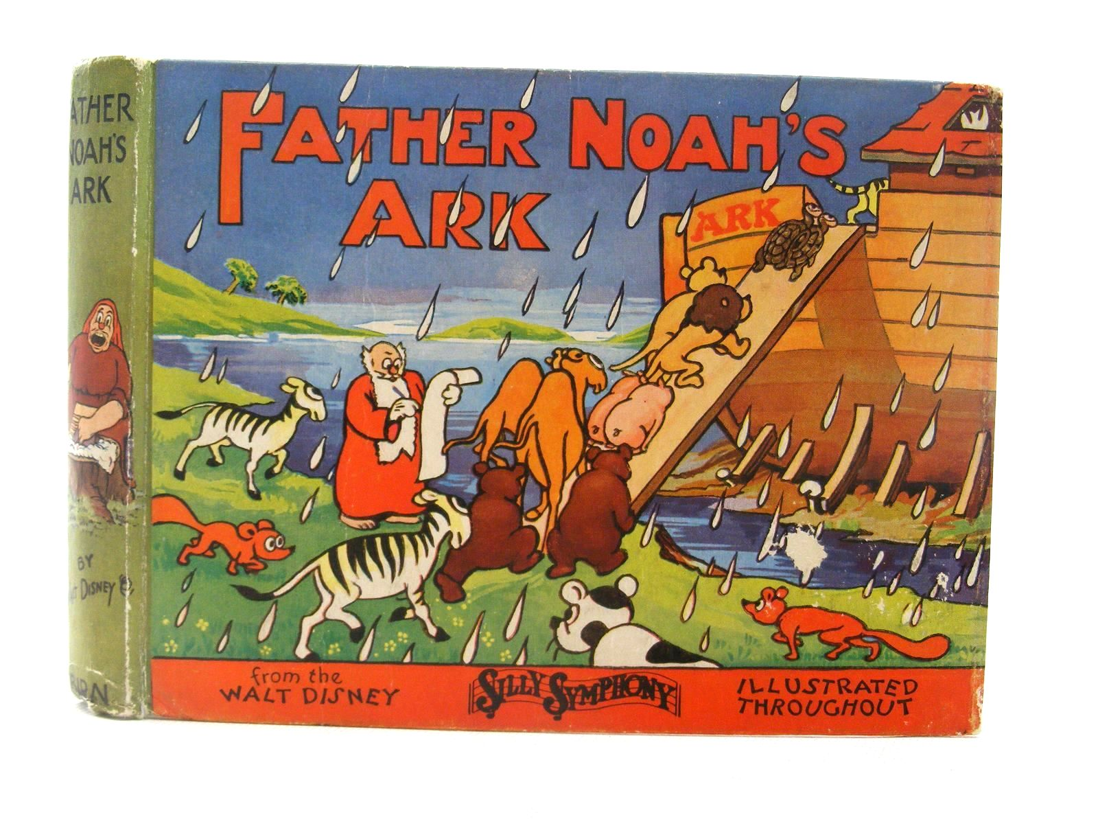 Photo of FATHER NOAH'S ARK written by Disney, Walt illustrated by Disney, Walt published by Birn Brothers (STOCK CODE: 2124858)  for sale by Stella & Rose's Books
