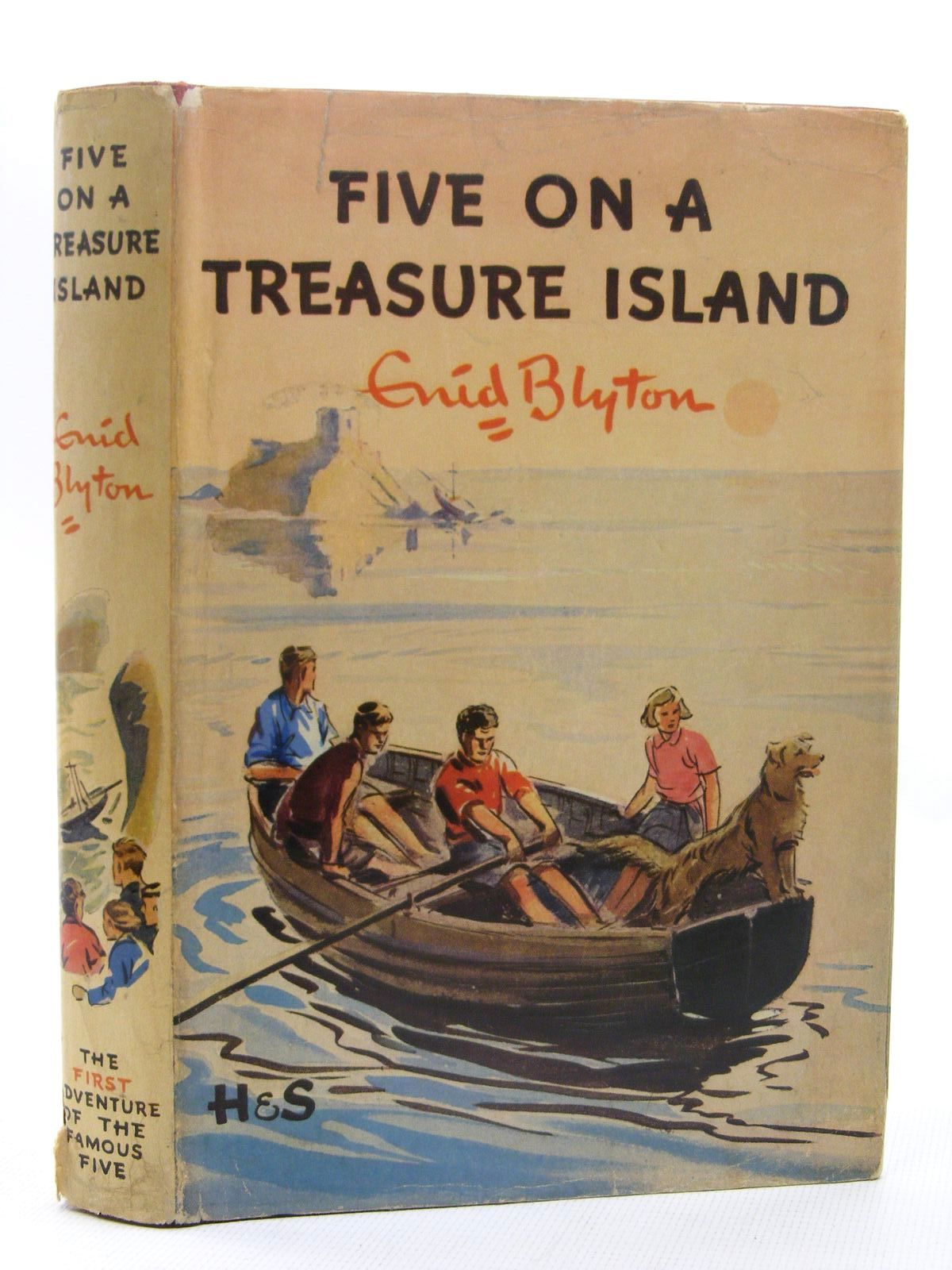 Photo of FIVE ON A TREASURE ISLAND