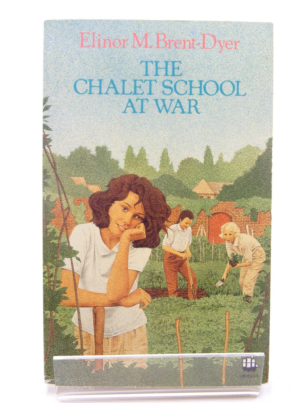 Photo of THE CHALET SCHOOL AT WAR written by Brent-Dyer, Elinor M. published by Armada (STOCK CODE: 2124872)  for sale by Stella & Rose's Books