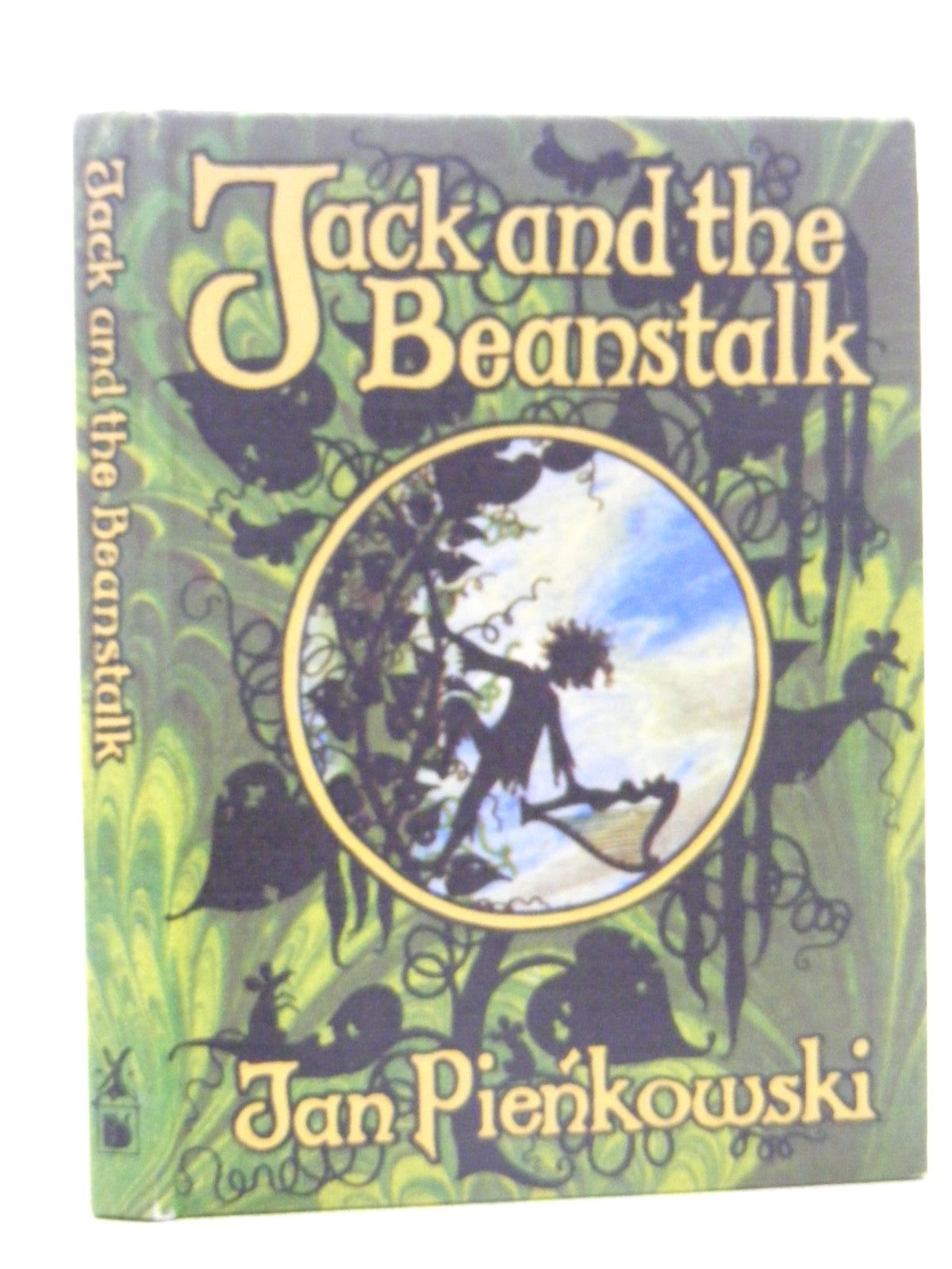 Photo of JACK AND THE BEANSTALK written by Jacobs, Joseph illustrated by Pienkowski, Jan published by Heinemann, Gallery Five (STOCK CODE: 2124898)  for sale by Stella & Rose's Books