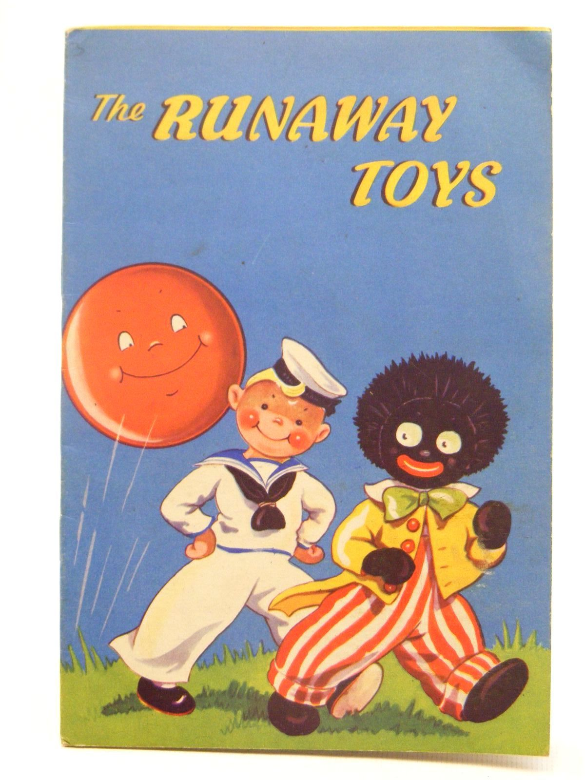 Photo of THE RUNAWAY TOYS published by Juvenile Productions Ltd. (STOCK CODE: 2124902)  for sale by Stella & Rose's Books