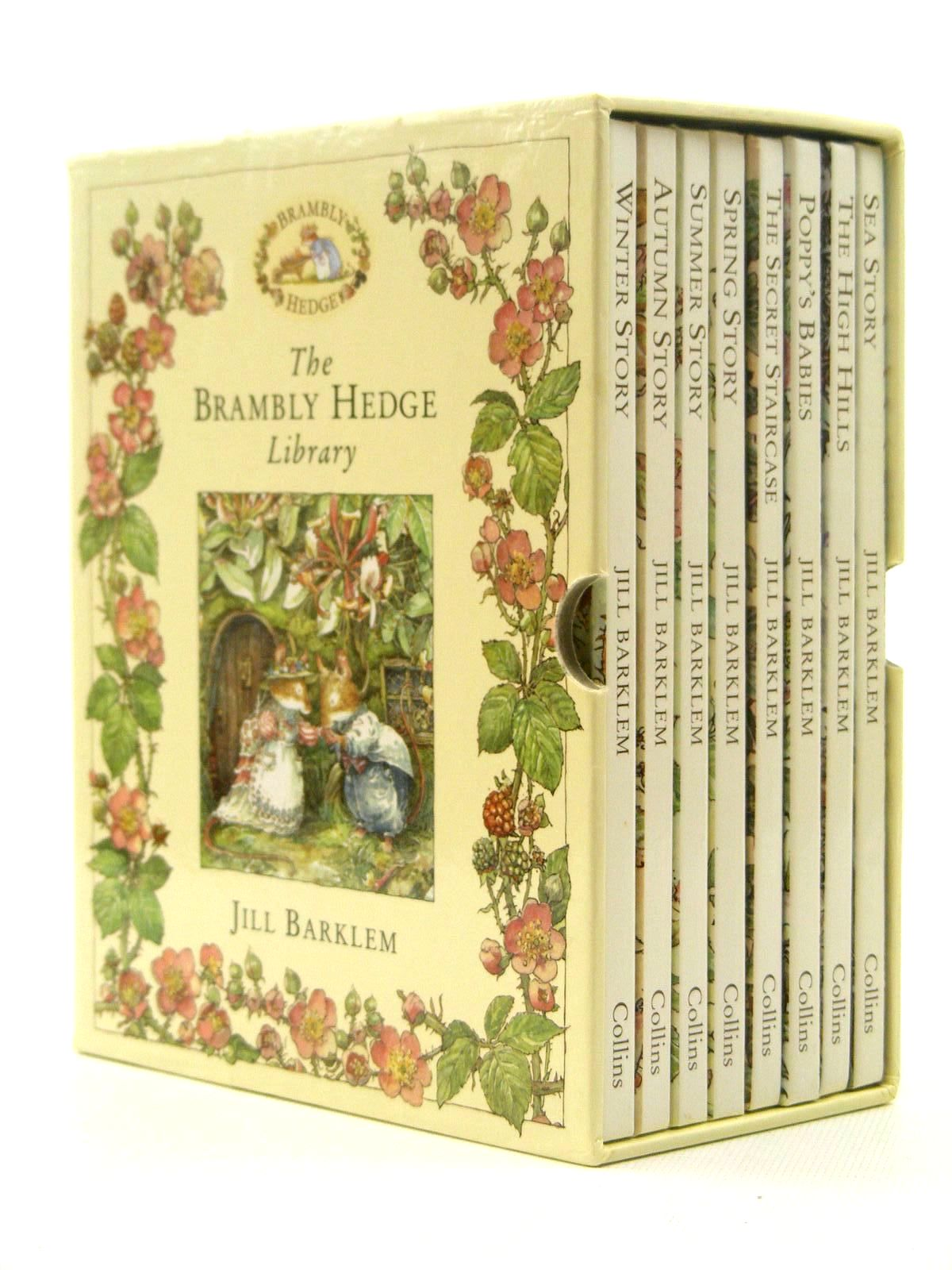 Photo of THE BRAMBLY HEDGE LIBRARY written by Barklem, Jill illustrated by Barklem, Jill published by Ted Smart, Collins (STOCK CODE: 2124909)  for sale by Stella & Rose's Books