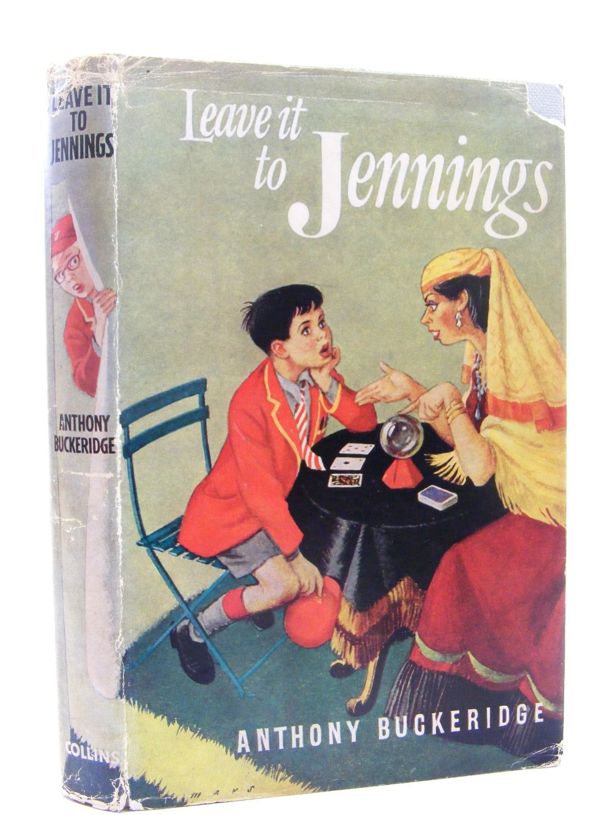 Photo of LEAVE IT TO JENNINGS written by Buckeridge, Anthony illustrated by Mays,  published by Collins (STOCK CODE: 2124925)  for sale by Stella & Rose's Books