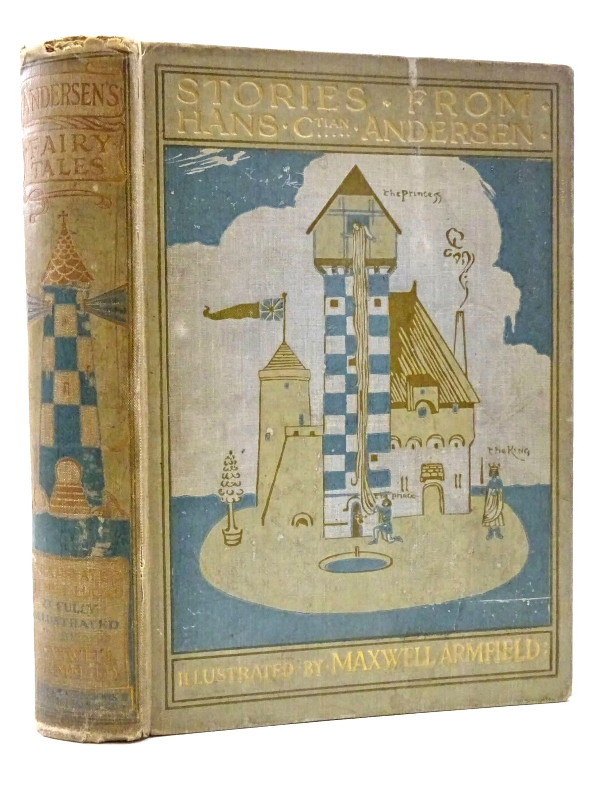 Photo of STORIES FROM HANS CHRISTIAN ANDERSEN written by Andersen, Hans Christian illustrated by Armfield, Maxwell published by J.M. Dent & Co. (STOCK CODE: 2124935)  for sale by Stella & Rose's Books