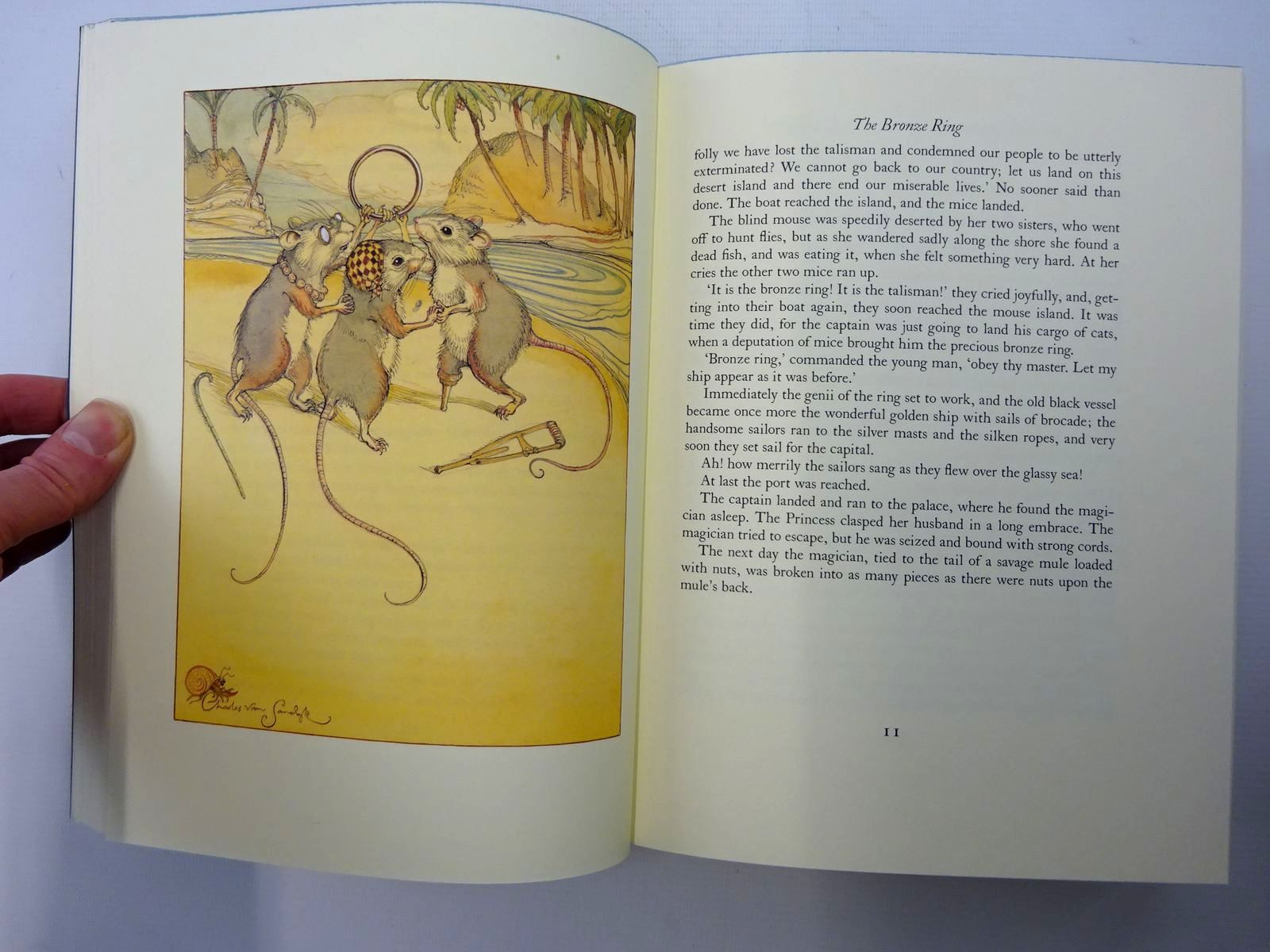 Photo of THE BLUE FAIRY BOOK written by Lang, Andrew<br />Aiken, Joan illustrated by Van Sandwyk, Charles published by Folio Society (STOCK CODE: 2124951)  for sale by Stella & Rose's Books