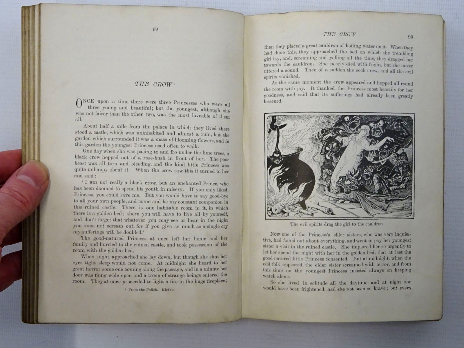Photo of THE YELLOW FAIRY BOOK written by Lang, Andrew illustrated by Ford, H.J. published by Longmans, Green & Co. (STOCK CODE: 2124958)  for sale by Stella & Rose's Books