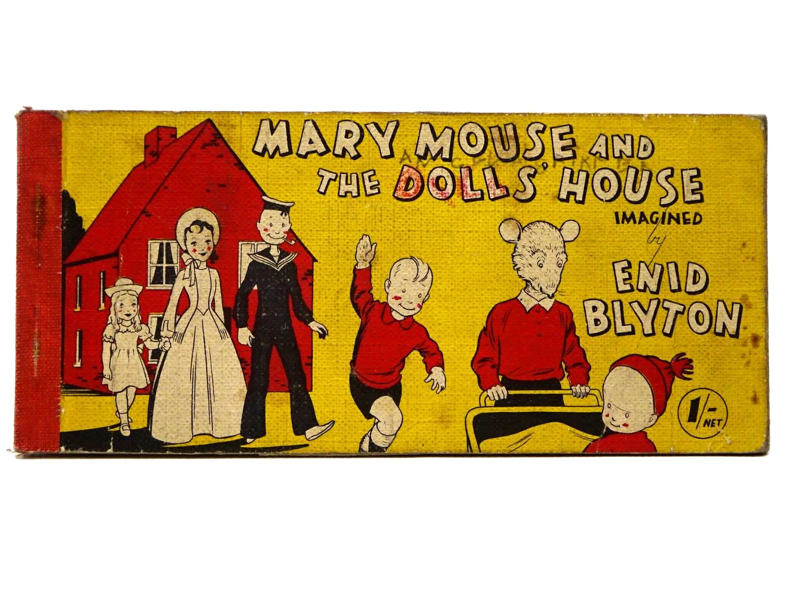 Photo of MARY MOUSE AND THE DOLLS' HOUSE written by Blyton, Enid illustrated by Openshaw, Olive F. published by Brockhampton Press Ltd. (STOCK CODE: 2124983)  for sale by Stella & Rose's Books