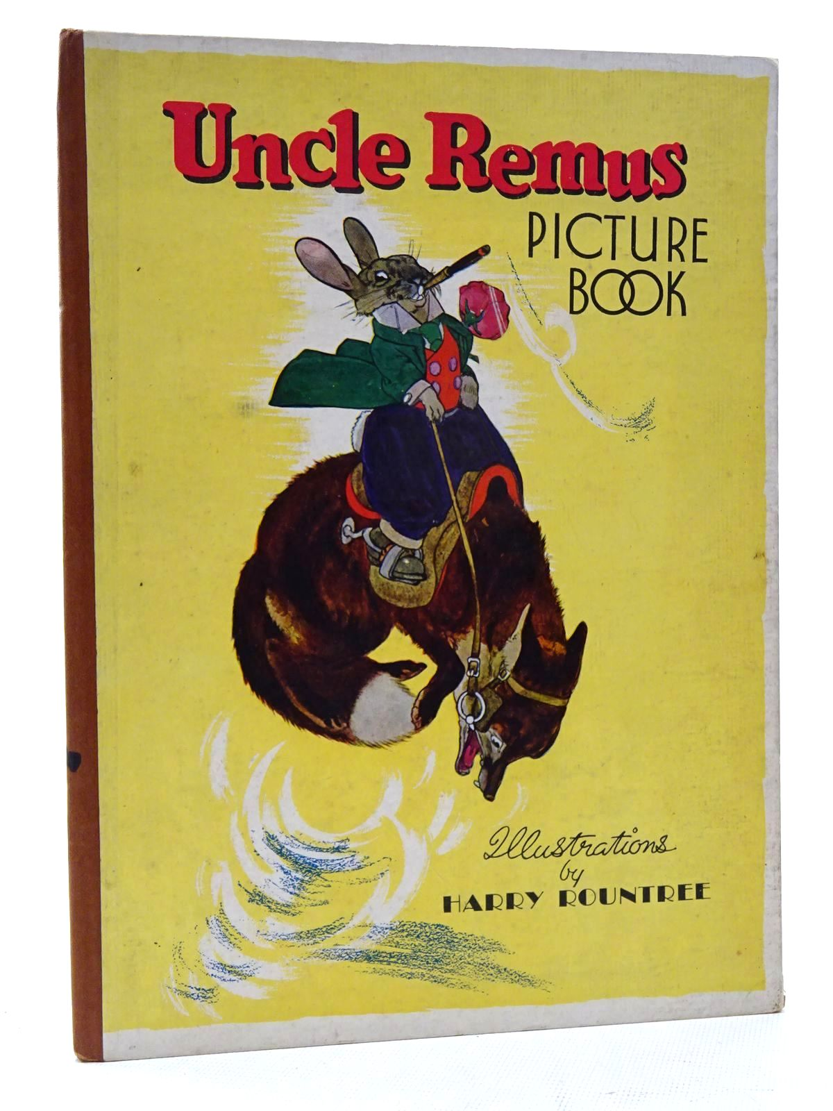 Photo of UNCLE REMUS PICTURE BOOK written by Harris, Joel Chandler illustrated by Rountree, Harry published by Boots (STOCK CODE: 2124993)  for sale by Stella & Rose's Books