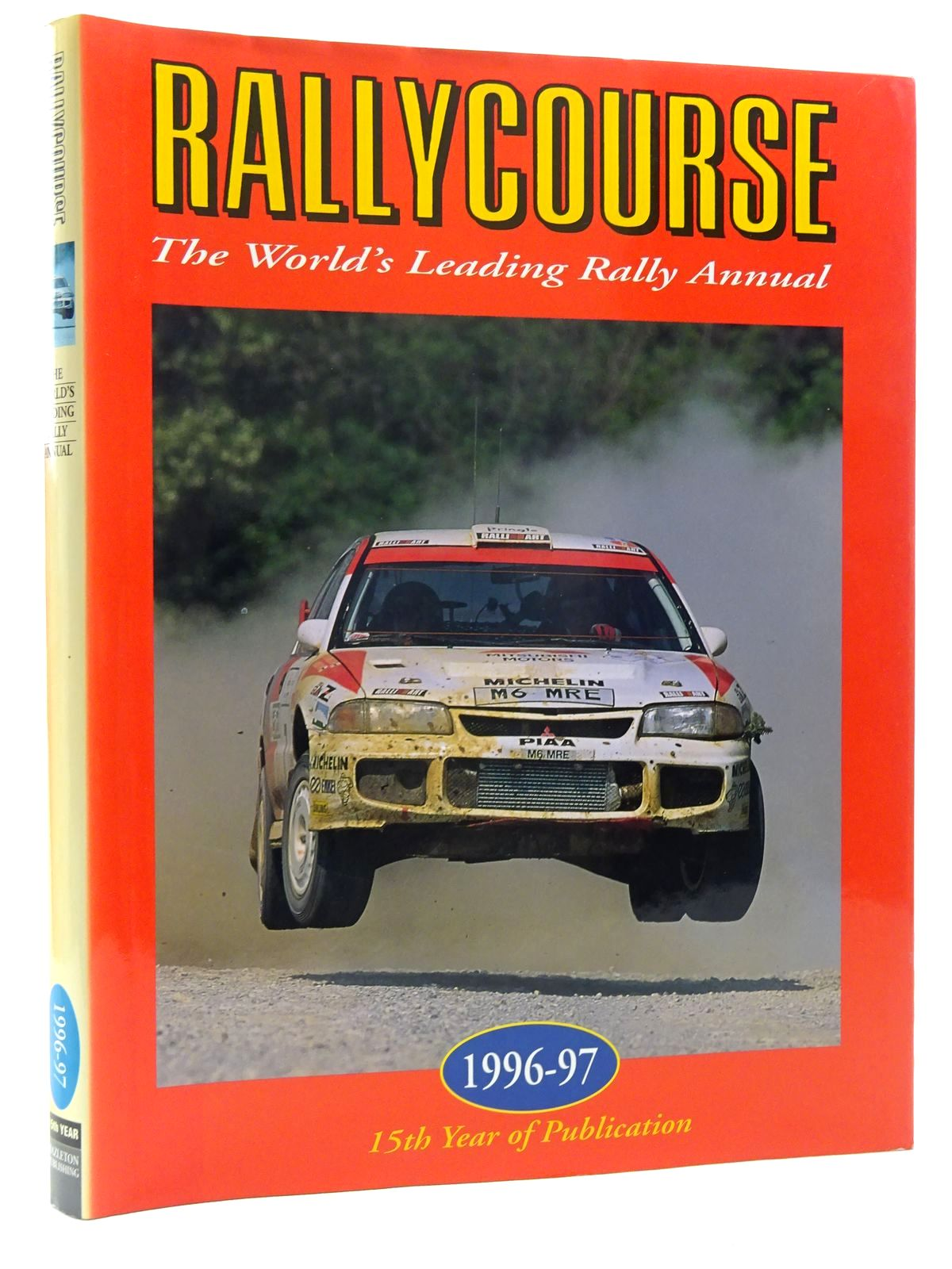 Photo of RALLYCOURSE 1996-97 written by Williams, David published by Hazleton Publishing (STOCK CODE: 2125052)  for sale by Stella & Rose's Books