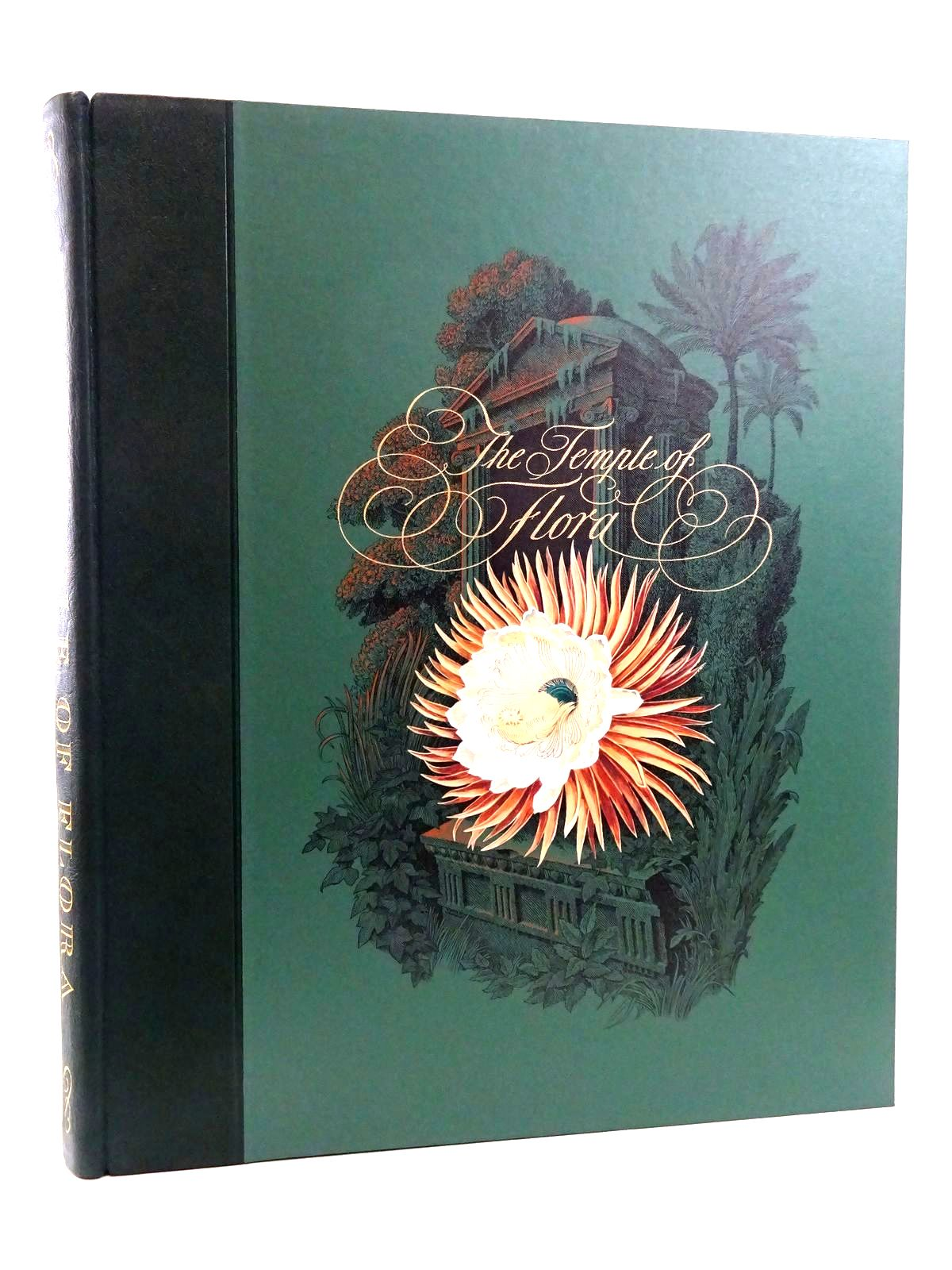Photo of THE TEMPLE OF FLORA written by Harris, Stephen illustrated by Thornton, Robert published by Folio Society (STOCK CODE: 2125063)  for sale by Stella & Rose's Books