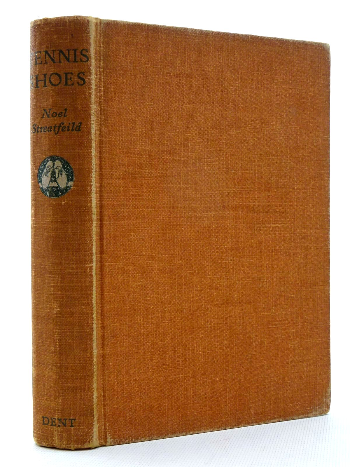Photo of TENNIS SHOES written by Streatfeild, Noel illustrated by Mays, D.L. published by J.M. Dent & Sons Ltd. (STOCK CODE: 2125068)  for sale by Stella & Rose's Books