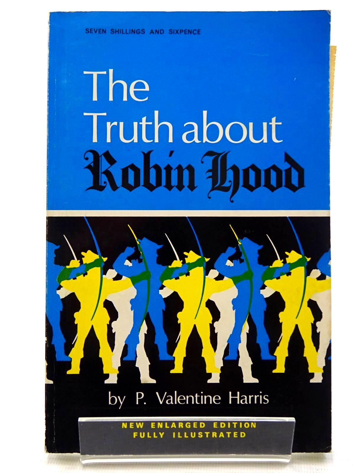 Photo of THE TRUTH ABOUT ROBIN HOOD written by Harris, P. Valentine published by Linneys Of Mansfield (STOCK CODE: 2125074)  for sale by Stella & Rose's Books