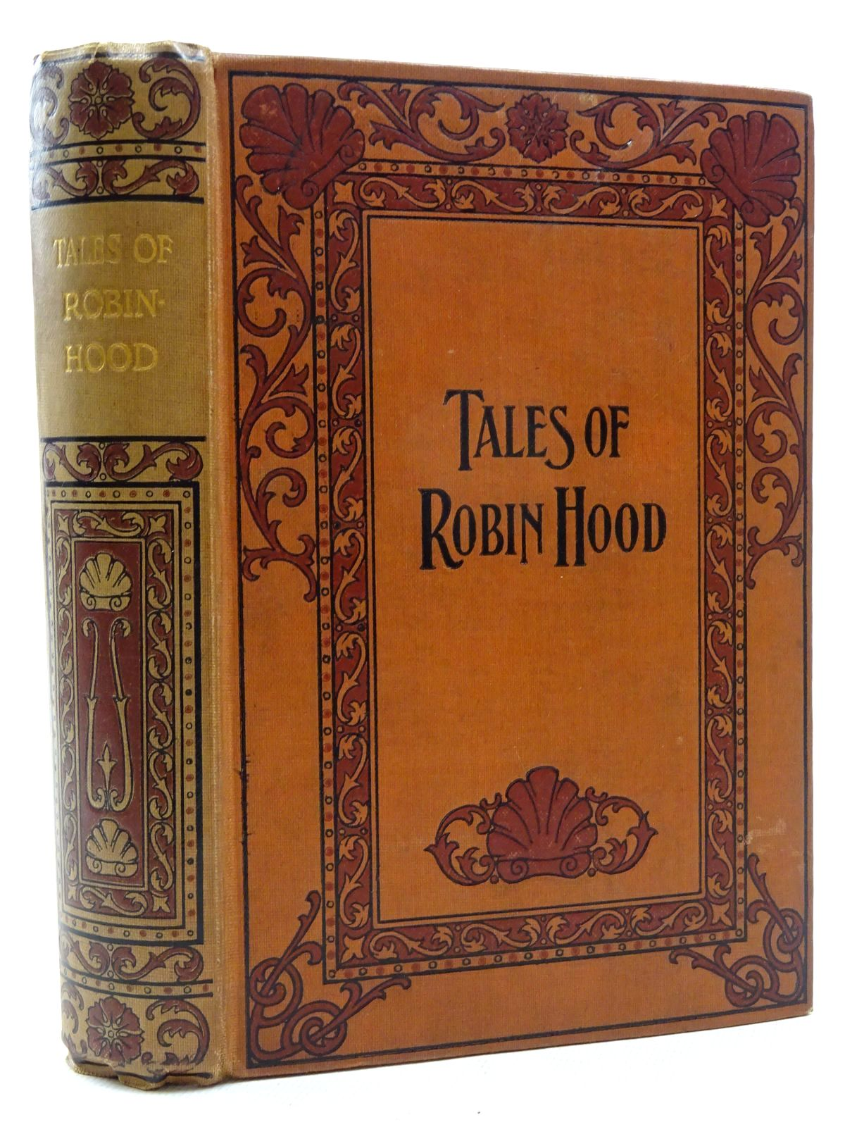 Photo of TALES OF ROBIN HOOD written by Percy, S. published by John F. Shaw & Co Ltd. (STOCK CODE: 2125081)  for sale by Stella & Rose's Books