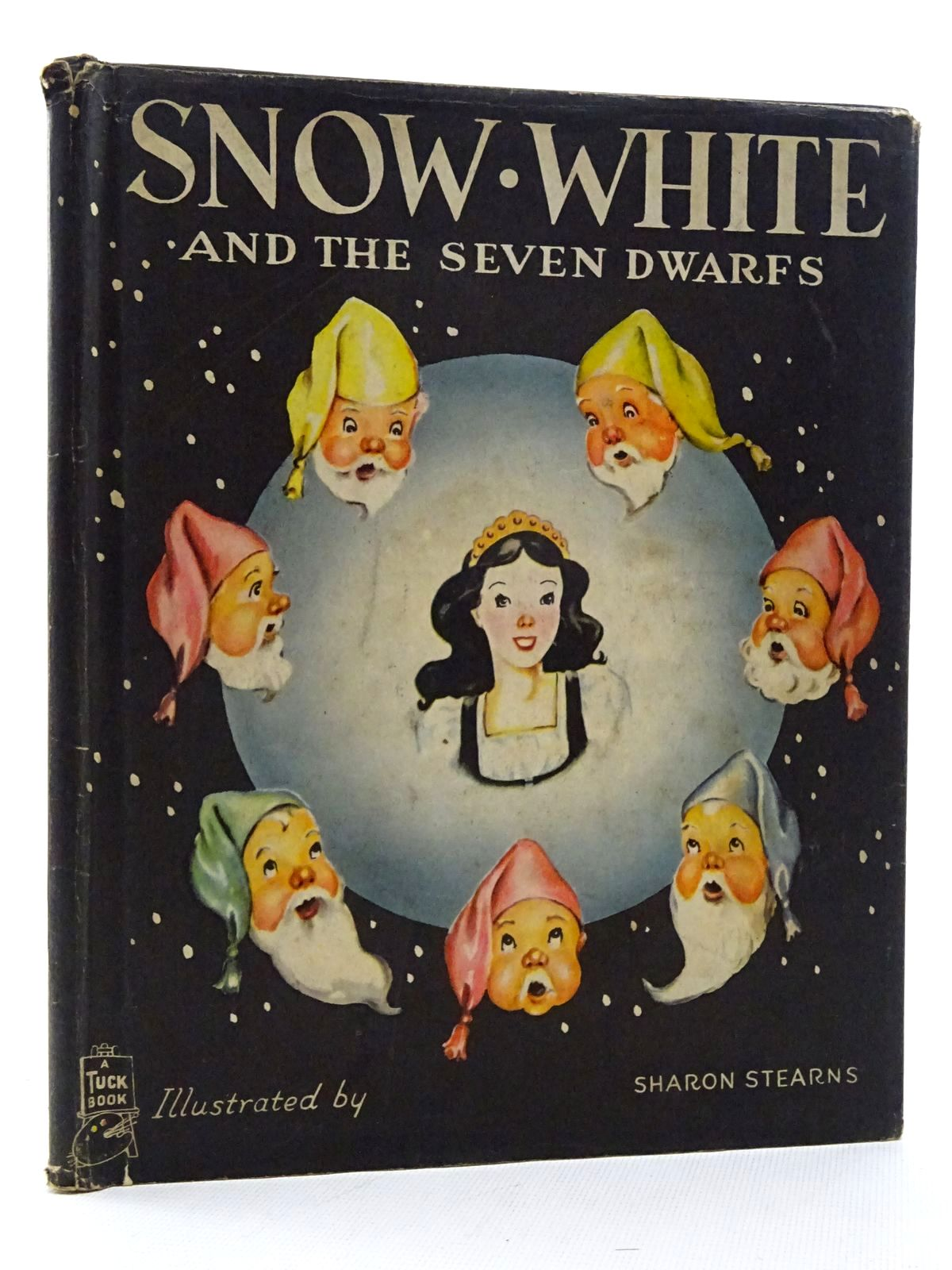 Photo of SNOW WHITE AND THE SEVEN DWARFS illustrated by Stearns, Sharon published by Raphael Tuck & Sons Ltd. (STOCK CODE: 2125106)  for sale by Stella & Rose's Books