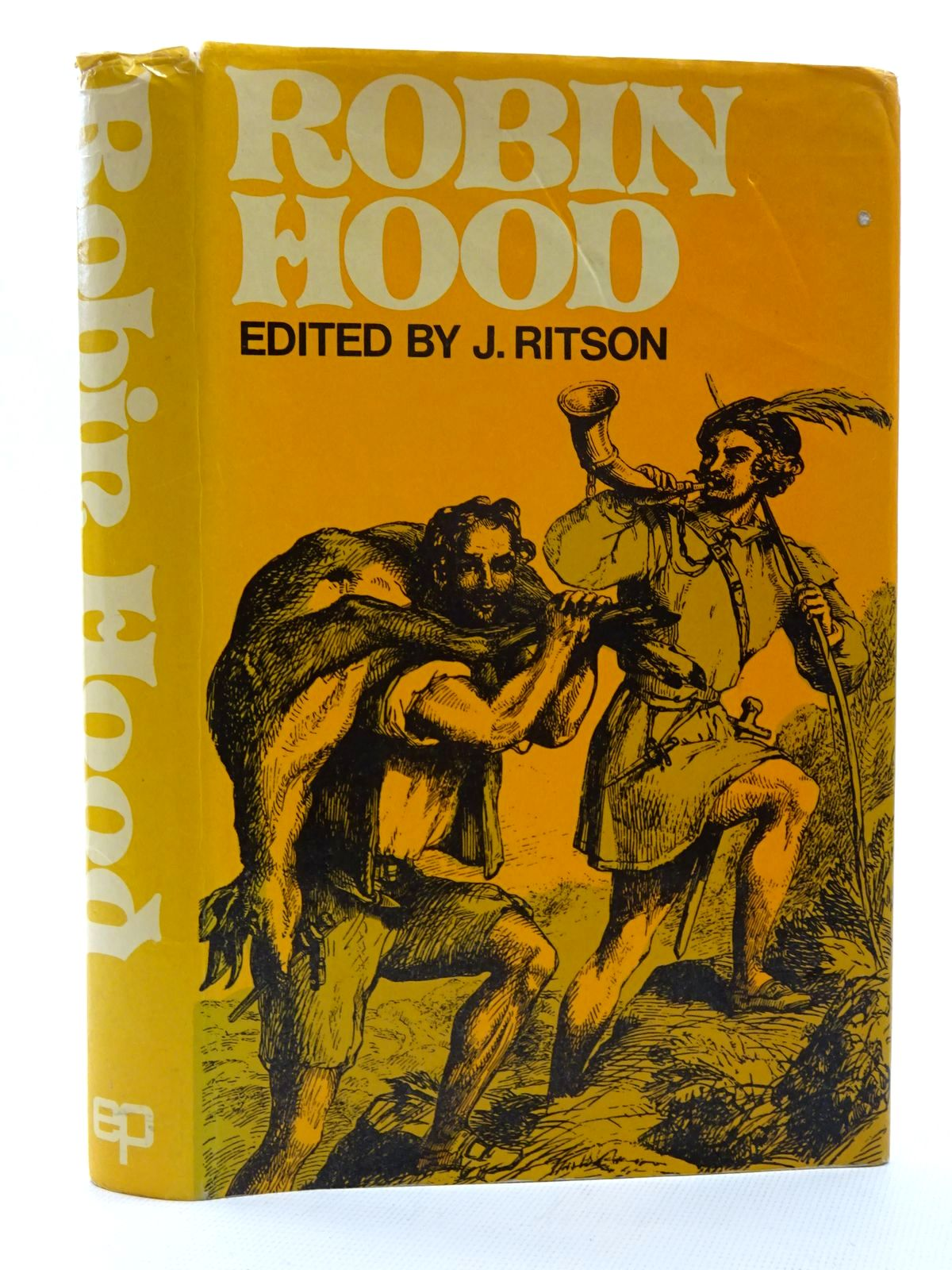Photo of ROBIN HOOD written by Ritson, Joseph published by EP Publishing (STOCK CODE: 2125152)  for sale by Stella & Rose's Books