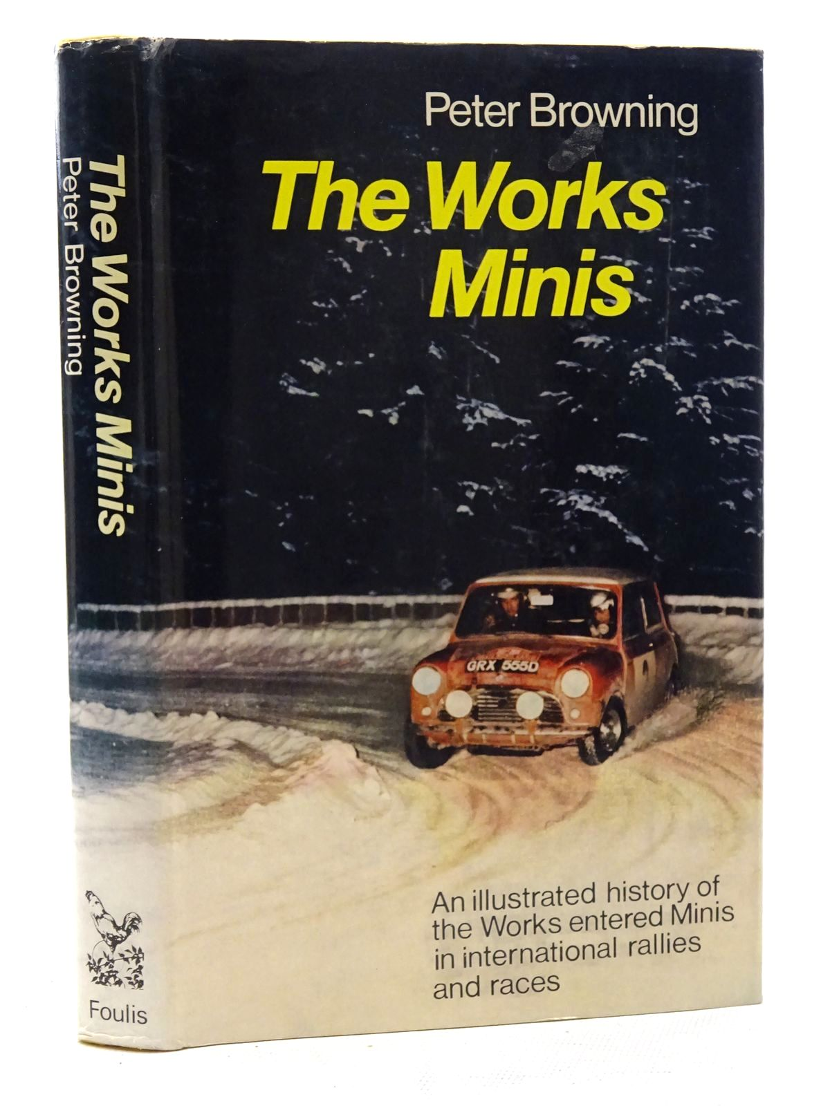 Photo of THE WORKS MINIS written by Browning, Peter published by G.T. Foulis, Haynes Publishing Group (STOCK CODE: 2125200)  for sale by Stella & Rose's Books