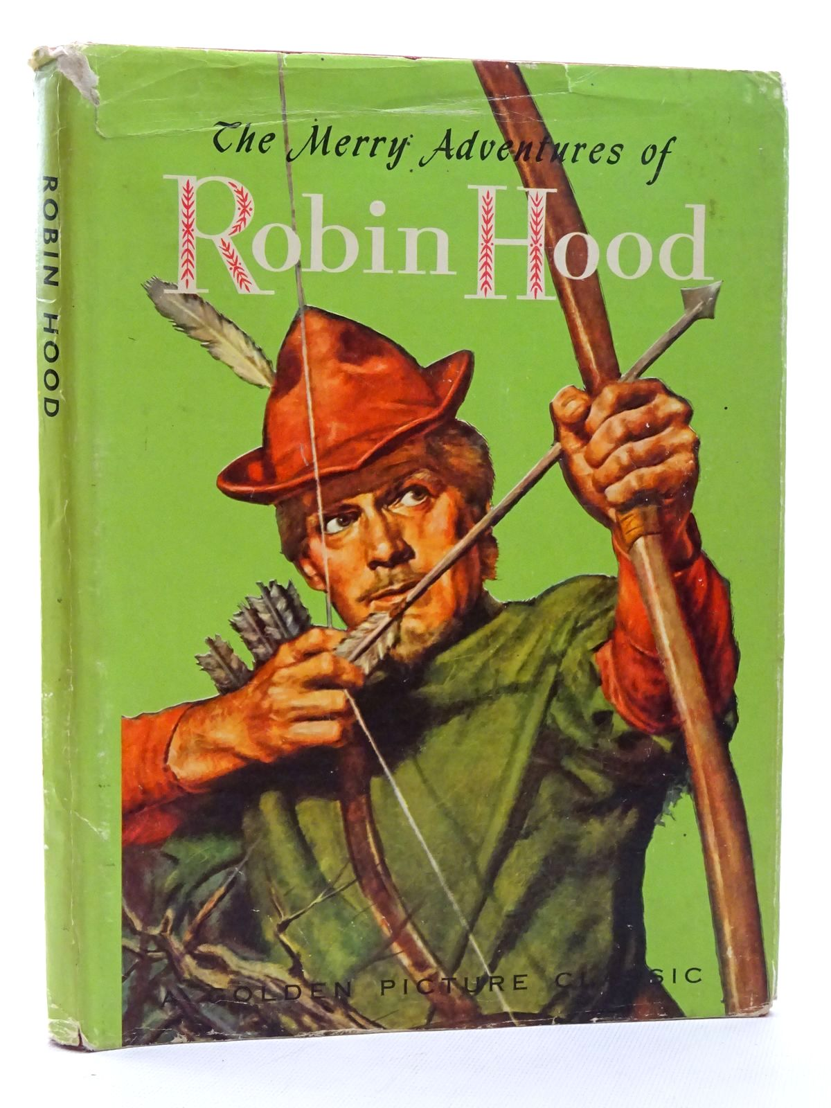 Photo of THE MERRY ADVENTURES OF ROBIN HOOD written by Pyle, Howard<br />Lindquist, Willis illustrated by Lynch, Don published by Purnell & Sons, Ltd. (STOCK CODE: 2125212)  for sale by Stella & Rose's Books