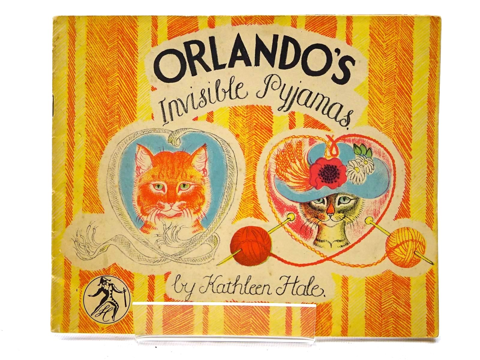 Photo of ORLANDO'S INVISIBLE PYJAMAS written by Hale, Kathleen illustrated by Hale, Kathleen published by Transatlantic Arts Ltd., Royle Publications Ltd. (STOCK CODE: 2125232)  for sale by Stella & Rose's Books