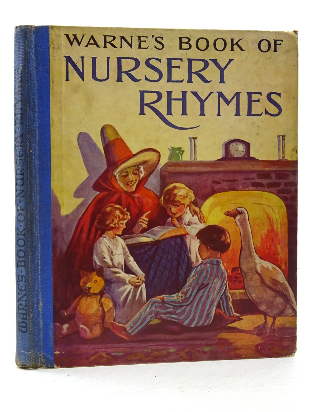 Photo of WARNE'S BOOK OF NURSERY RHYMES published by Frederick Warne & Co Ltd. (STOCK CODE: 2125246)  for sale by Stella & Rose's Books