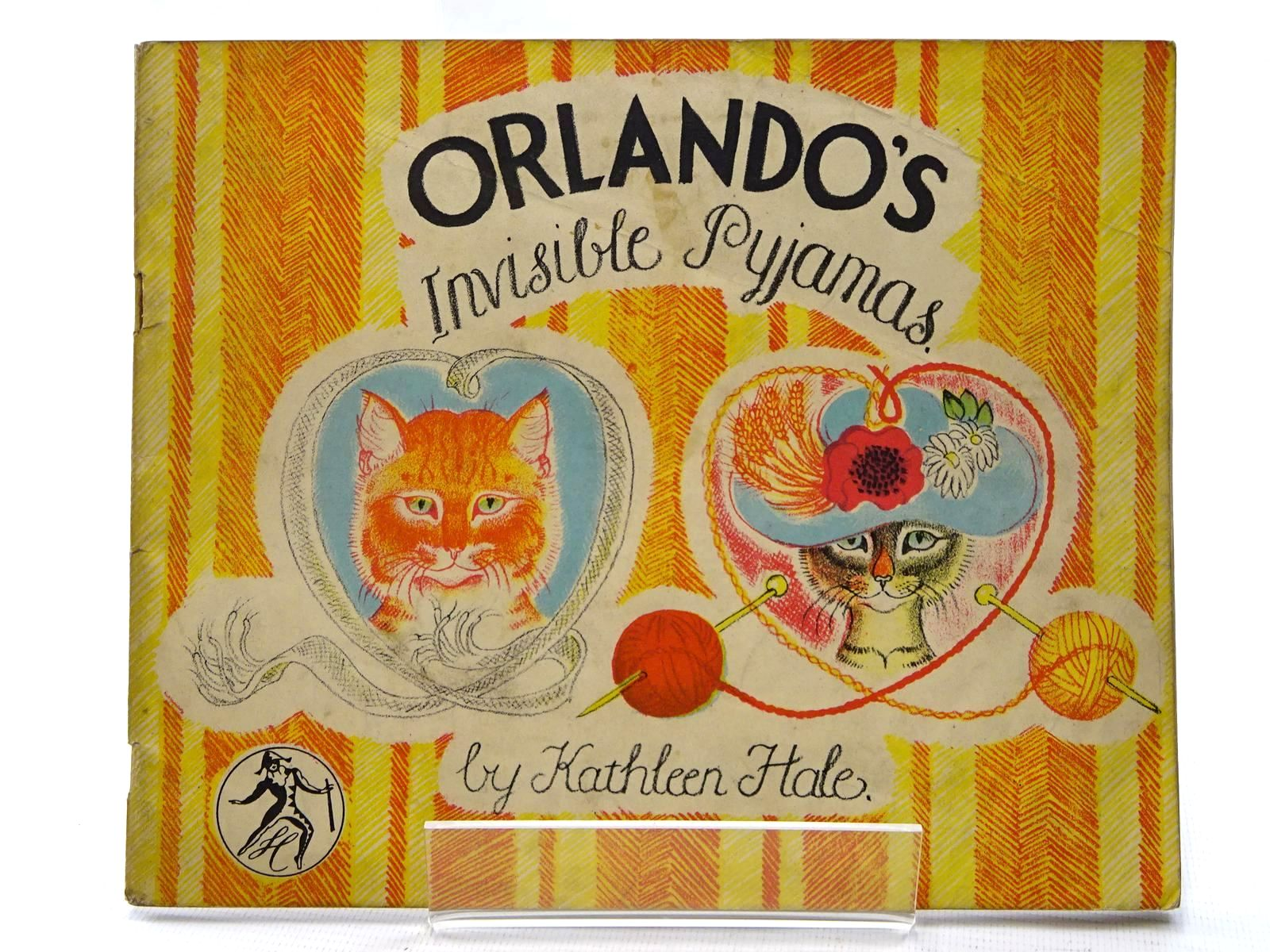 Photo of ORLANDO'S INVISIBLE PYJAMAS written by Hale, Kathleen illustrated by Hale, Kathleen published by Transatlantic Arts Ltd., Royle Publications Ltd. (STOCK CODE: 2125257)  for sale by Stella & Rose's Books