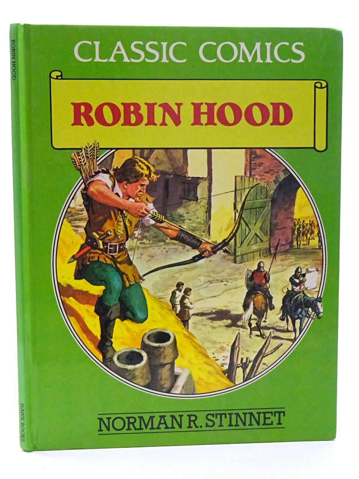 Photo of ROBIN HOOD written by Stinnet, Norman R.<br />Kimberly, Marion published by Hawk Books (STOCK CODE: 2125262)  for sale by Stella & Rose's Books