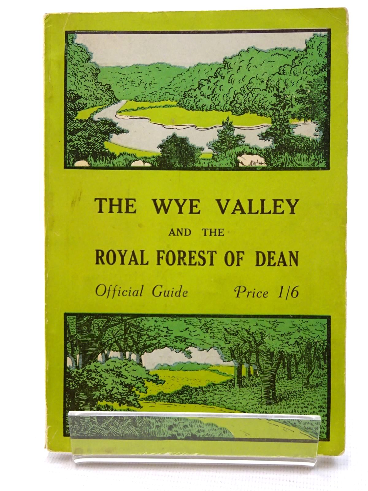 Photo of THE WYE VALLEY AND THE ROYAL FOREST OF DEAN published by Wye Valley & Royal Forest of Dean Tourist Board (STOCK CODE: 2125266)  for sale by Stella & Rose's Books