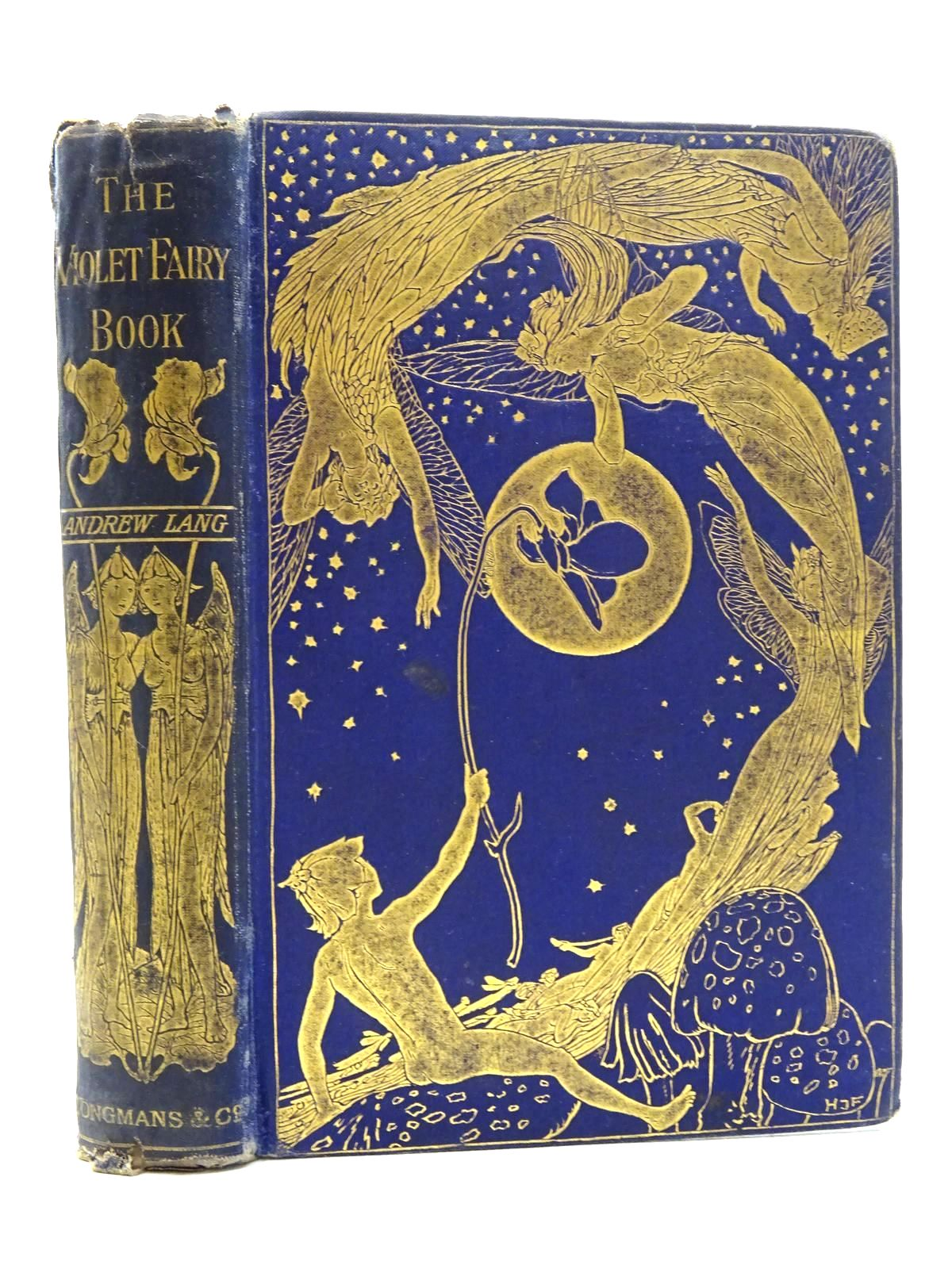 Photo of THE VIOLET FAIRY BOOK written by Lang, Andrew illustrated by Ford, H.J. published by Longmans, Green & Co. (STOCK CODE: 2125297)  for sale by Stella & Rose's Books