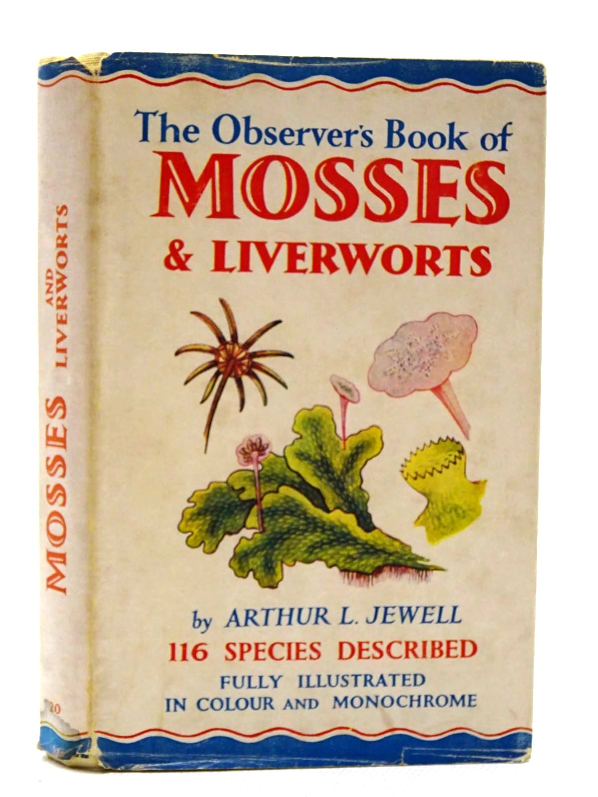 Photo of THE OBSERVER'S BOOK OF MOSSES AND LIVERWORTS