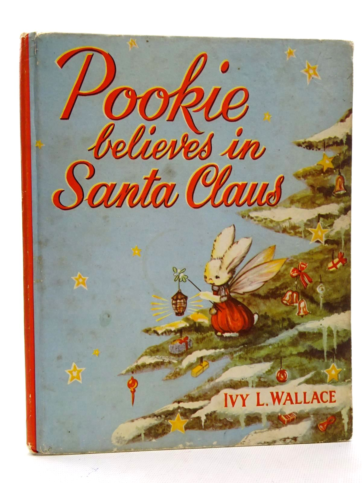 Photo of POOKIE BELIEVES IN SANTA CLAUS