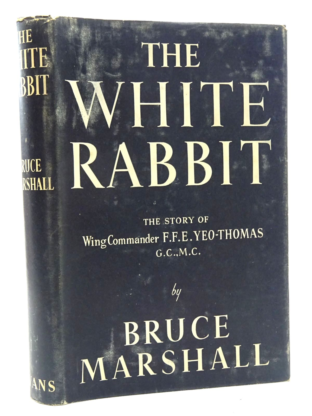 Photo of THE WHITE RABBIT written by Marshall, Bruce published by Evans Brothers Limited (STOCK CODE: 2125343)  for sale by Stella & Rose's Books