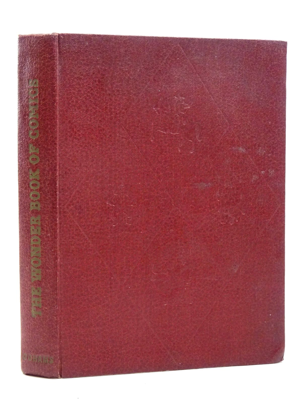 Photo of THE WONDER BOOK OF COMICS written by Blyton, Enid<br />Duff, Douglas V.<br />Johns, W.E.<br />Richards, Frank<br />et al,  illustrated by Nickless, Will<br />et al.,  published by Odhams Press Ltd. (STOCK CODE: 2125369)  for sale by Stella & Rose's Books