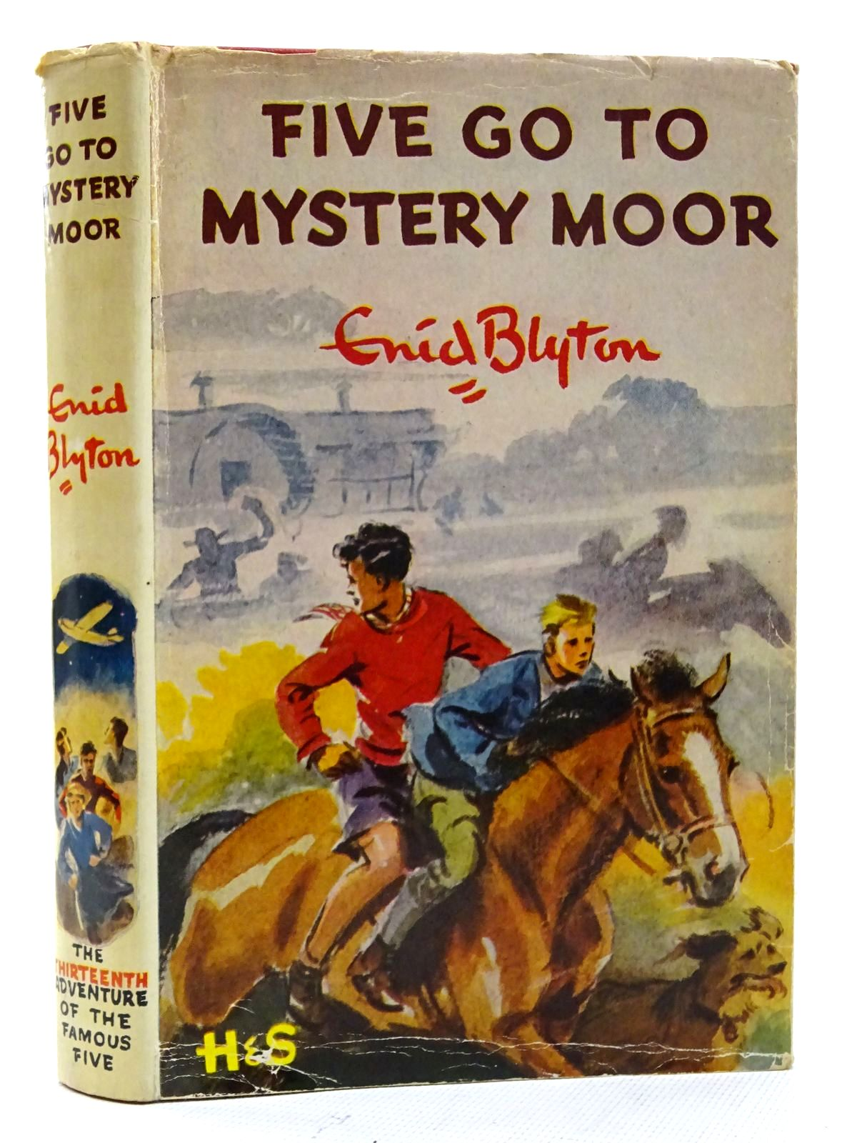 Photo of FIVE GO TO MYSTERY MOOR