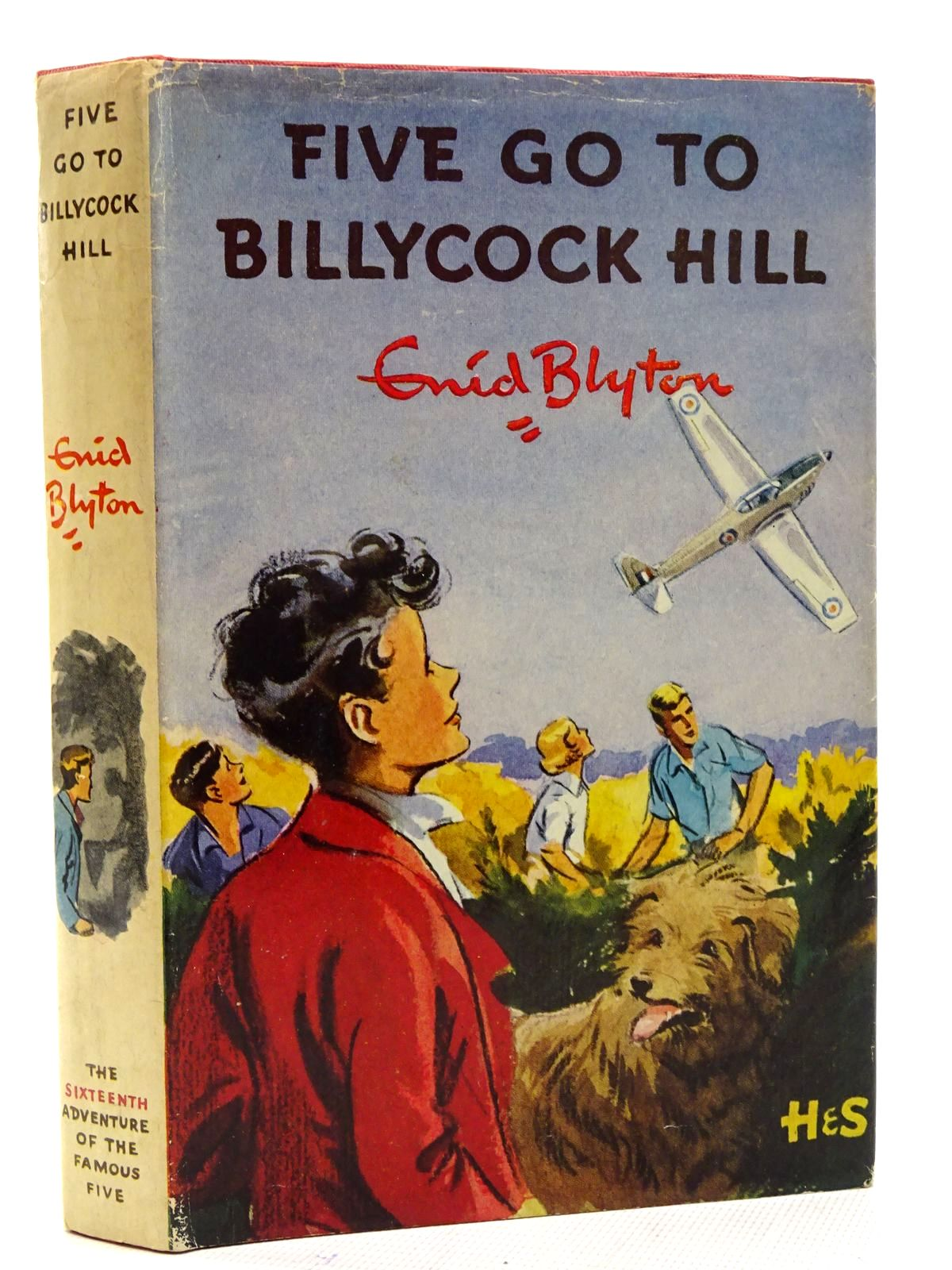 Photo of FIVE GO TO BILLYCOCK HILL