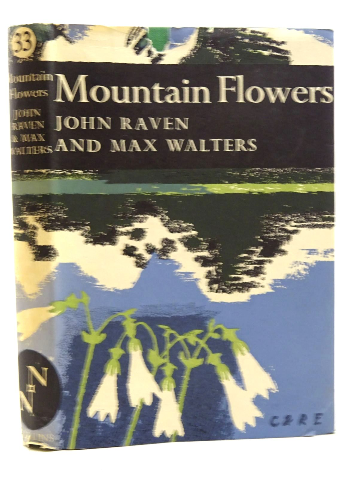 Photo of MOUNTAIN FLOWERS (NN 33) written by Raven, John<br />Walters, Max published by Collins (STOCK CODE: 2125398)  for sale by Stella & Rose's Books