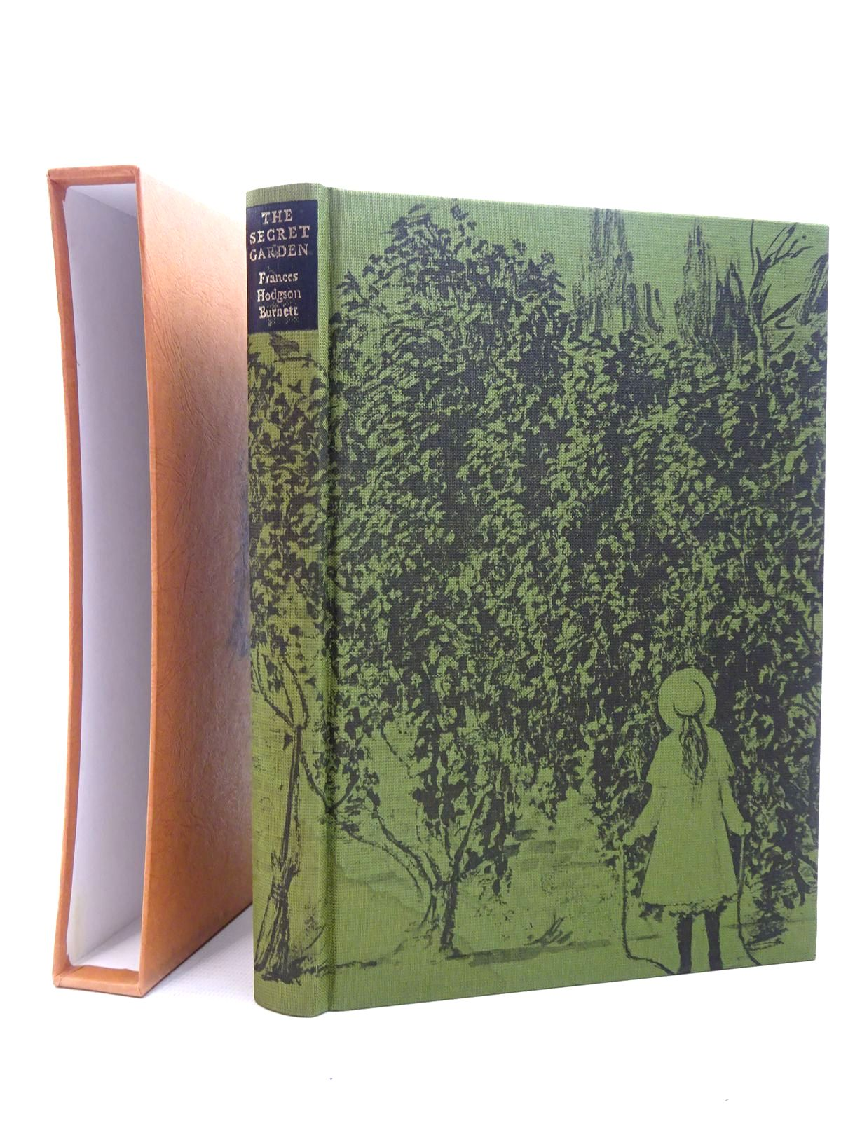 Photo of THE SECRET GARDEN written by Burnett, Frances Hodgson illustrated by Masterman, Dodie published by Folio Society (STOCK CODE: 2125419)  for sale by Stella & Rose's Books