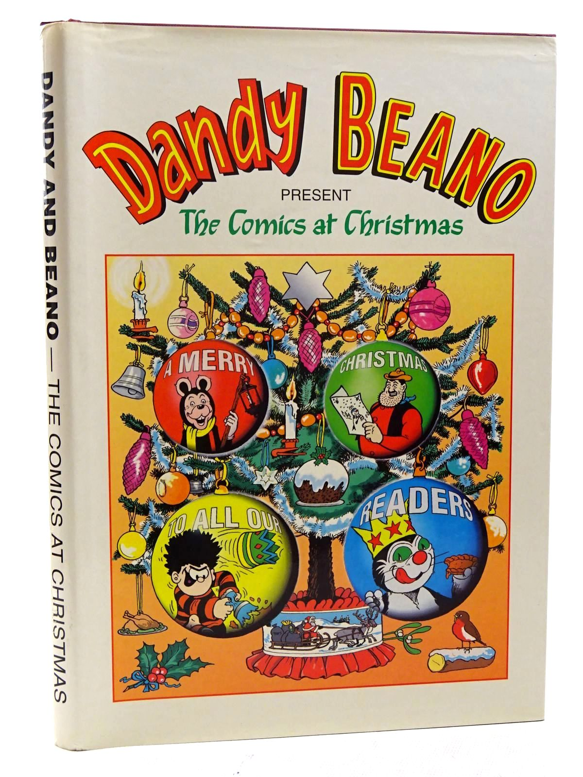 Photo of DANDY AND BEANO - THE COMICS AT CHRISTMAS published by D.C. Thomson & Co Ltd. (STOCK CODE: 2125444)  for sale by Stella & Rose's Books