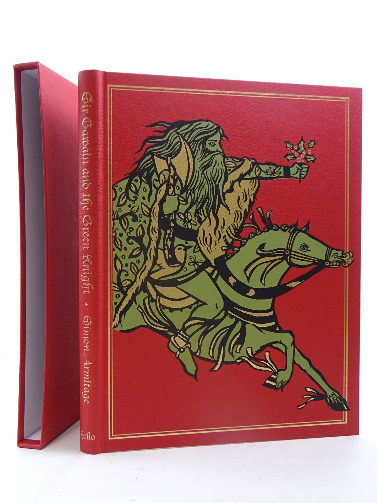 Photo of SIR GAWAIN AND THE GREEN KNIGHT