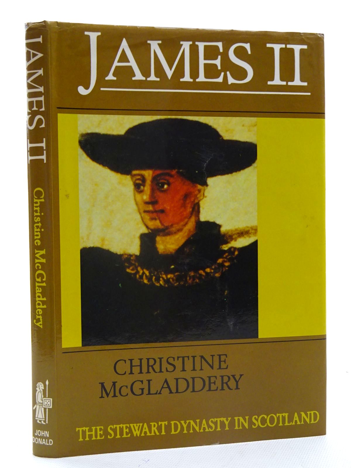 Photo of JAMES II written by McGladdery, Christine published by John Donald Publishers Ltd. (STOCK CODE: 2125574)  for sale by Stella & Rose's Books